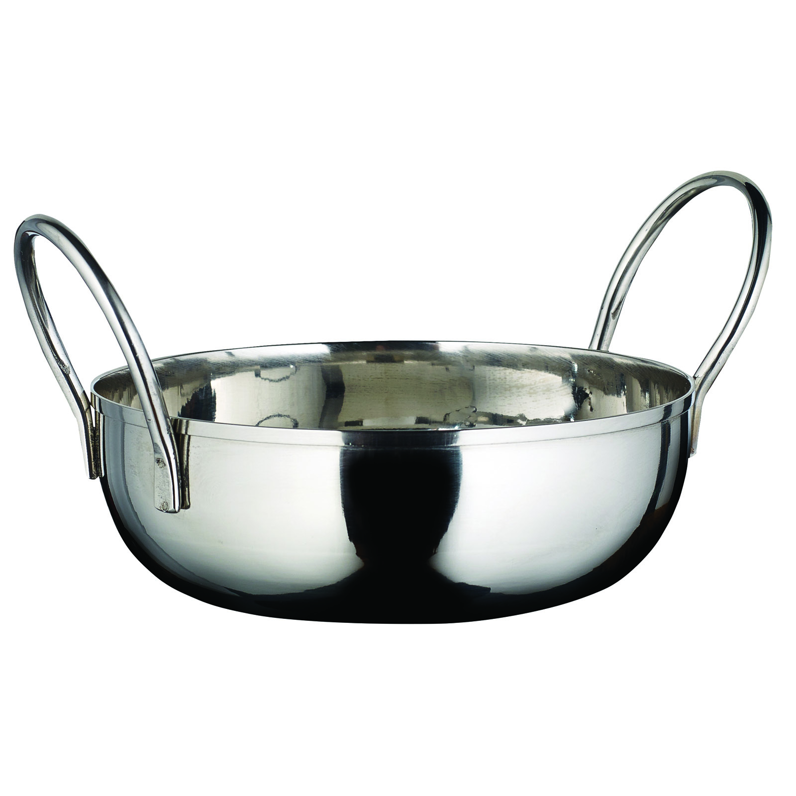 Winco KDB-5 bowl, metal,  0 - 31 oz