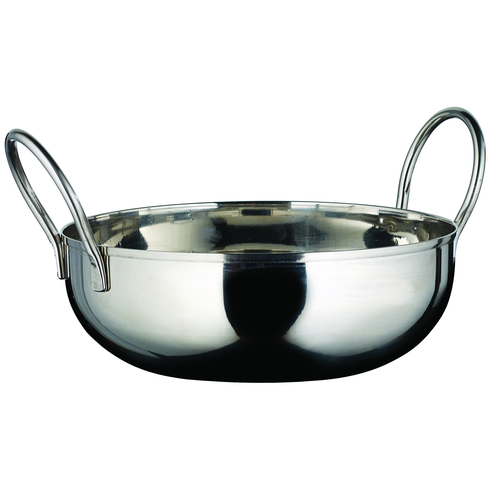 Winco KDB-6 bowl, metal,  0 - 31 oz