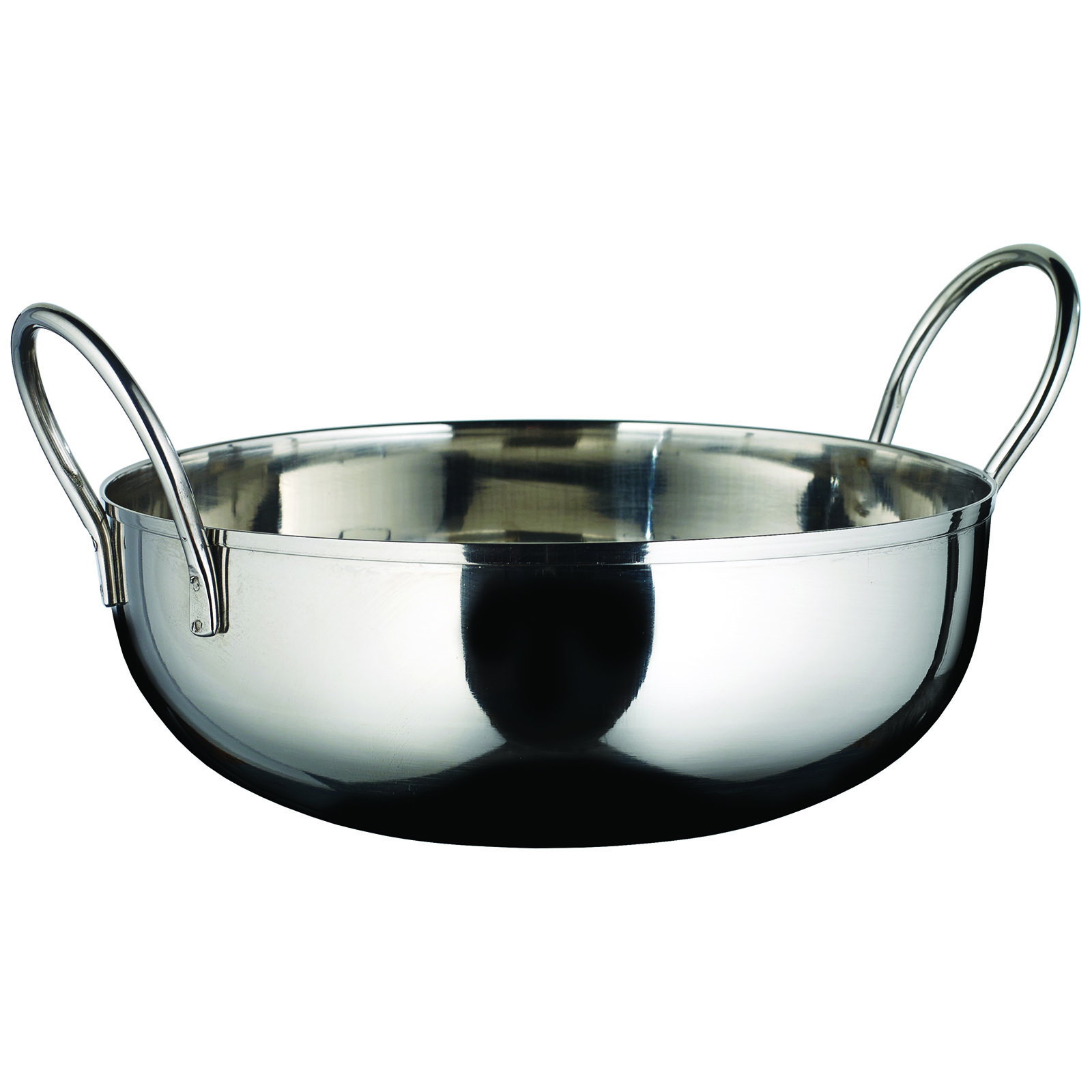 Winco KDB-7 bowl, metal,  1 - 2 qt (32 - 95 oz)