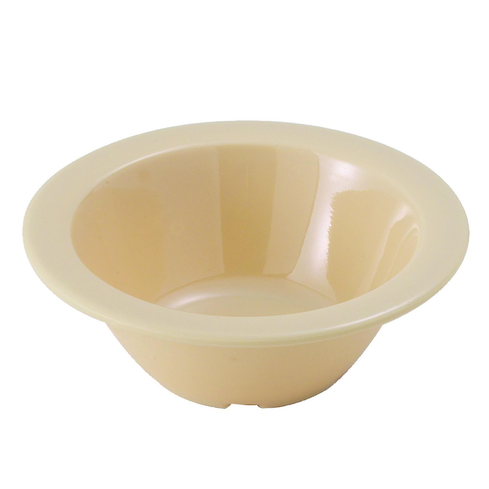 Winco MMB-4 fruit dish, plastic