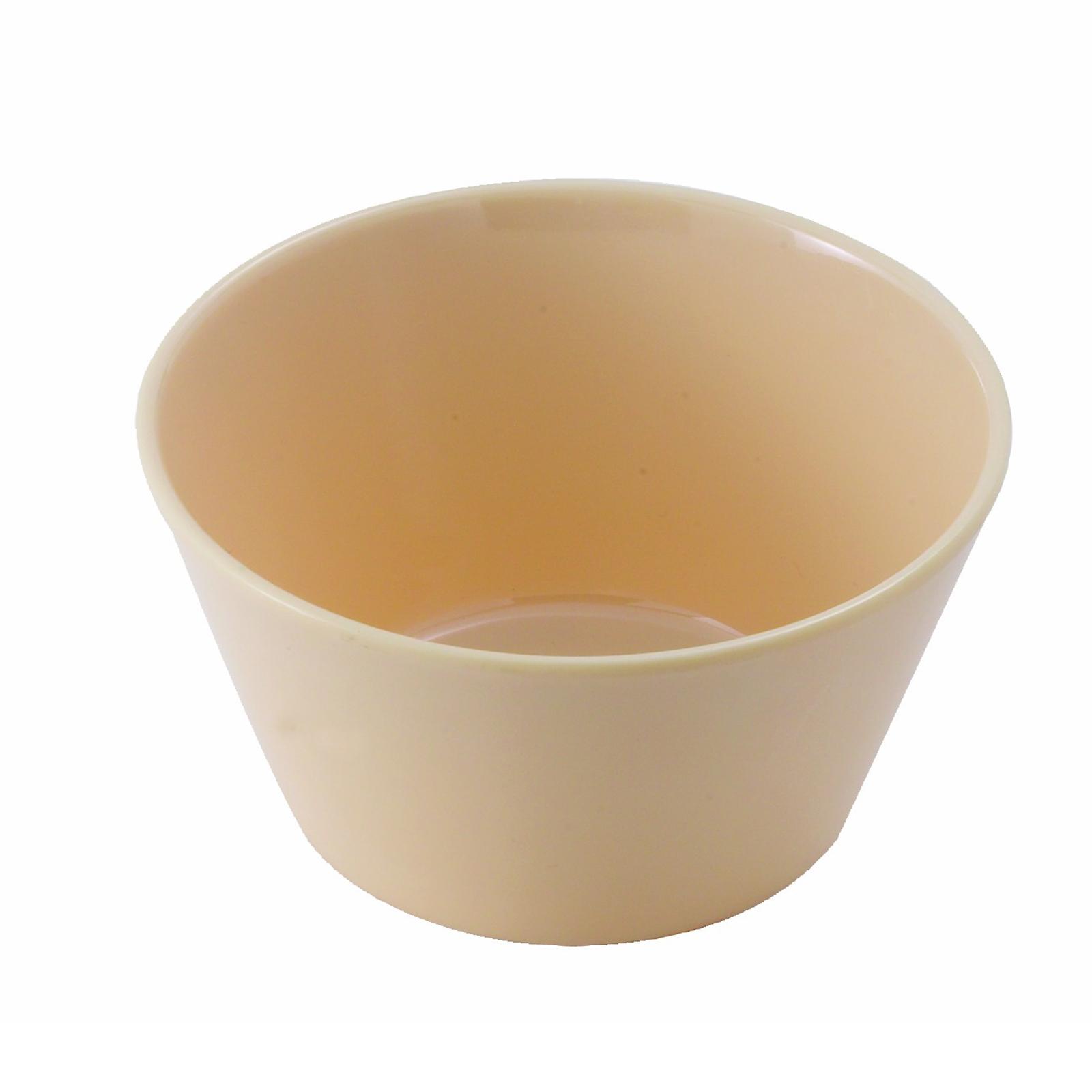 Winco MMB-8 bouillon cups, plastic