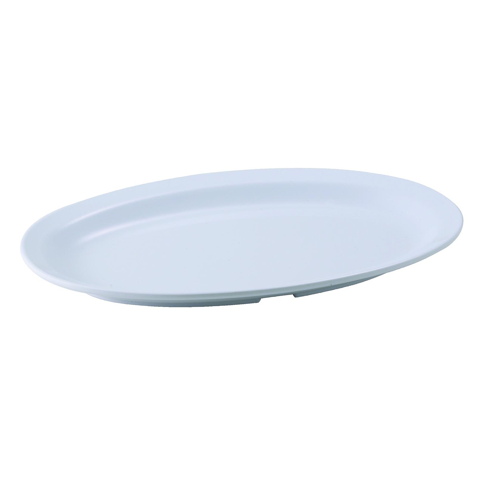 Winco MMPO-138W platter, plastic