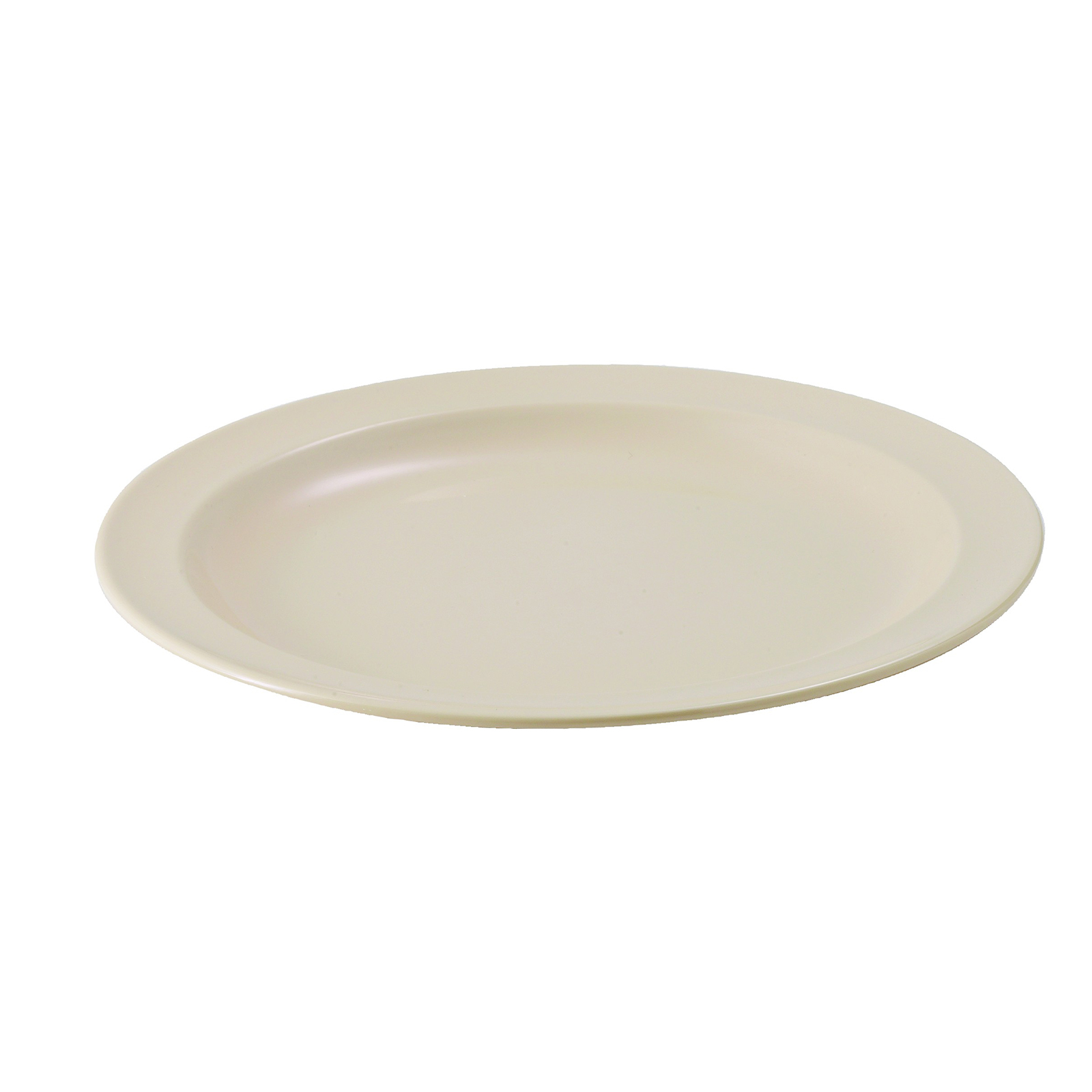 Winco MMPR-10 plate, plastic