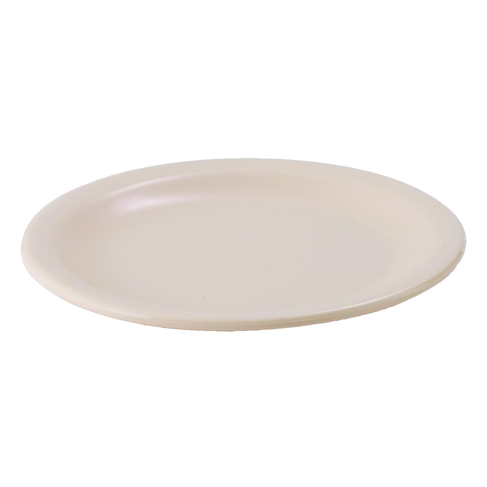Winco MMPR-8 plate, plastic