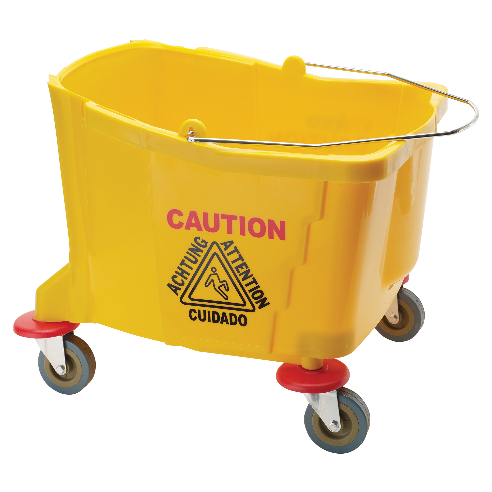 Winco MPB-36B mop bucket