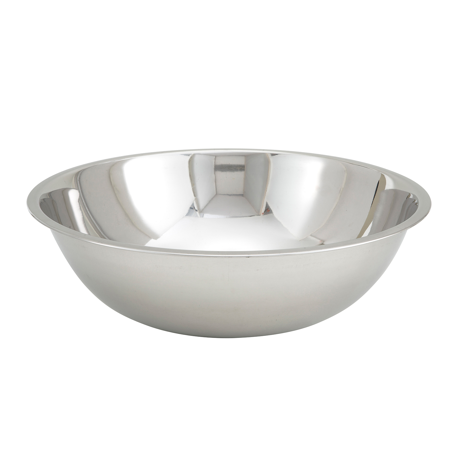 Winco MXB-1600Q mixing bowl, metal
