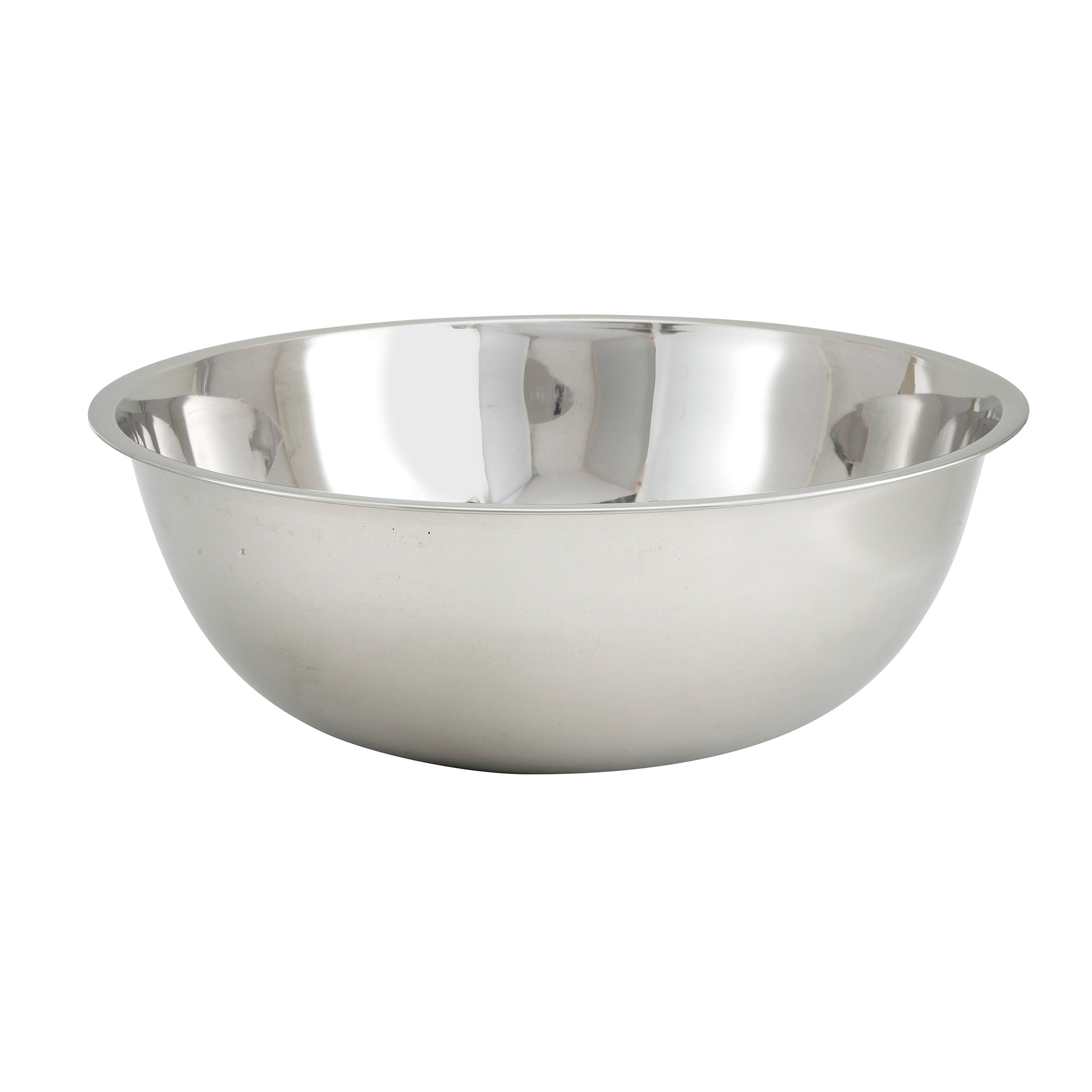 Winco MXBT-2000Q mixing bowl, metal