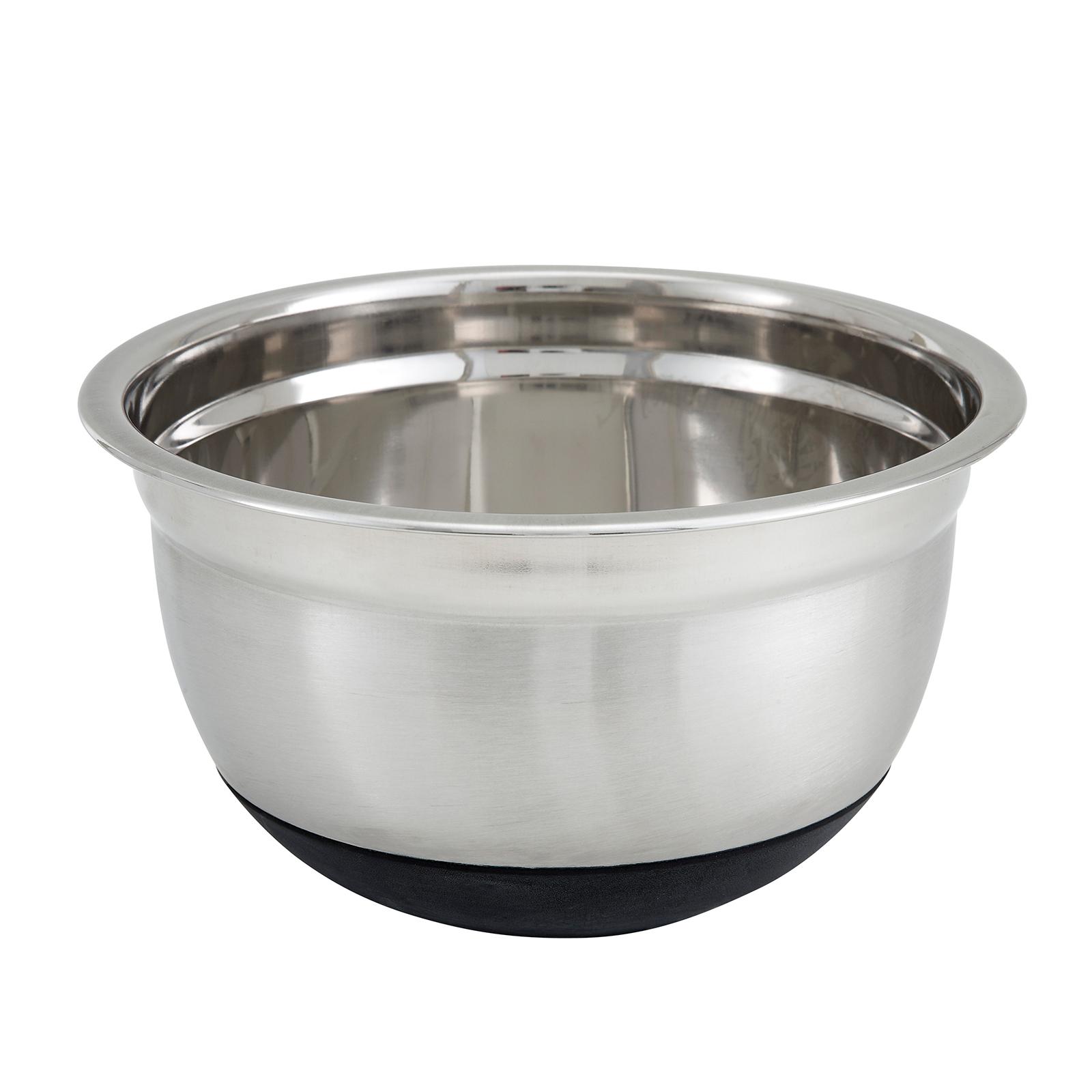 1650-13 Winco MXRU-800 mixing bowl, metal