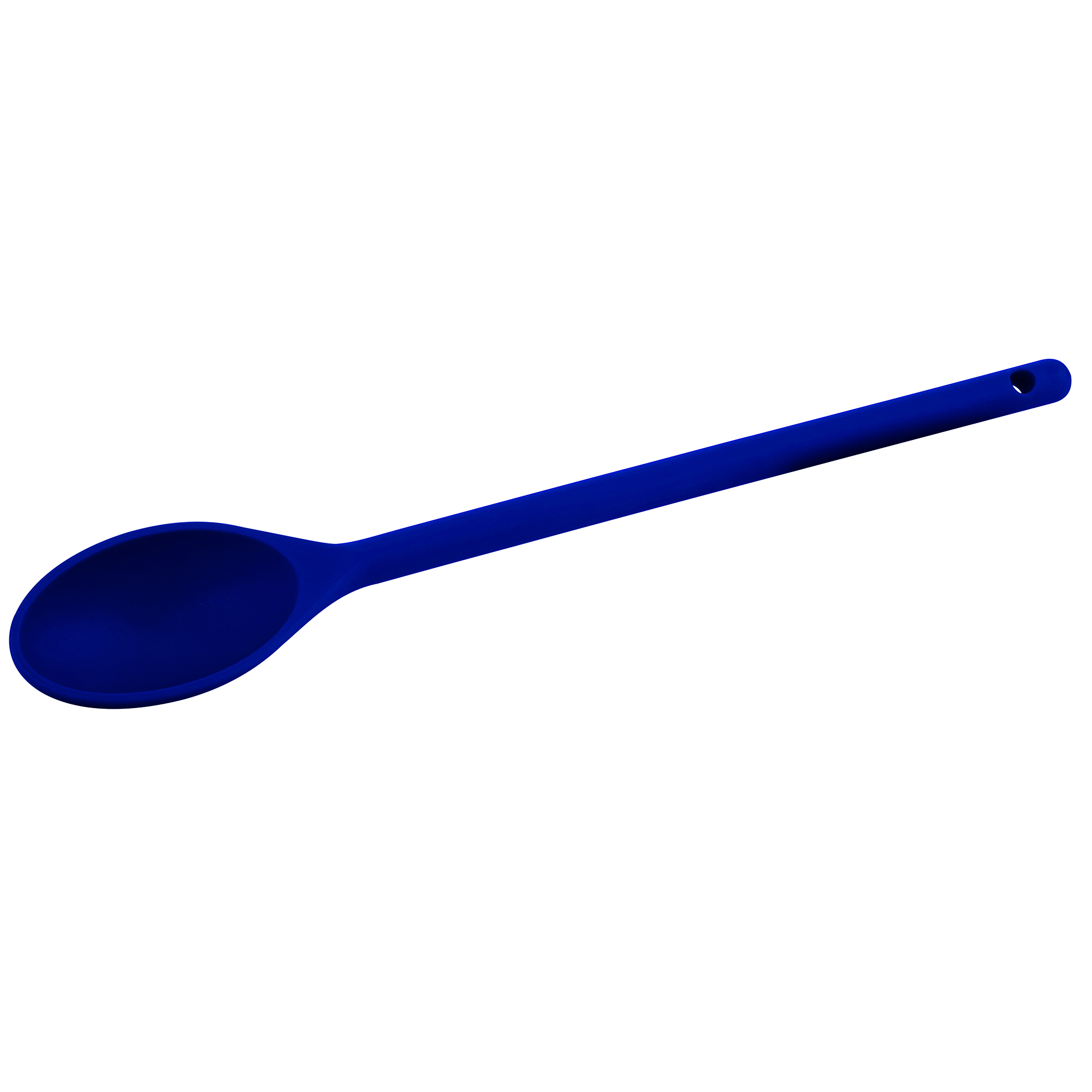 Winco NS-15B serving spoon, solid