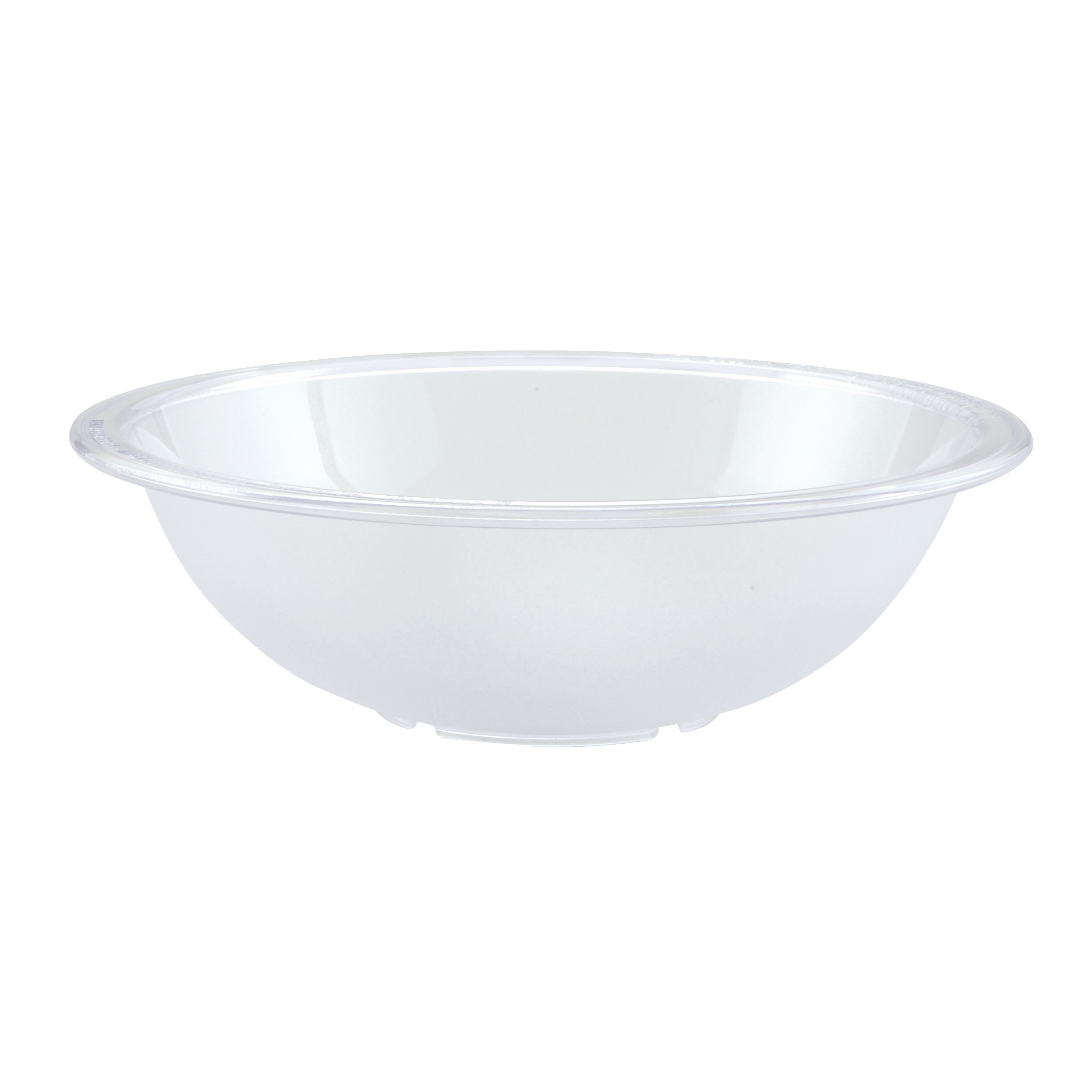 Winco PBB-10 soup salad pasta cereal bowl, plastic