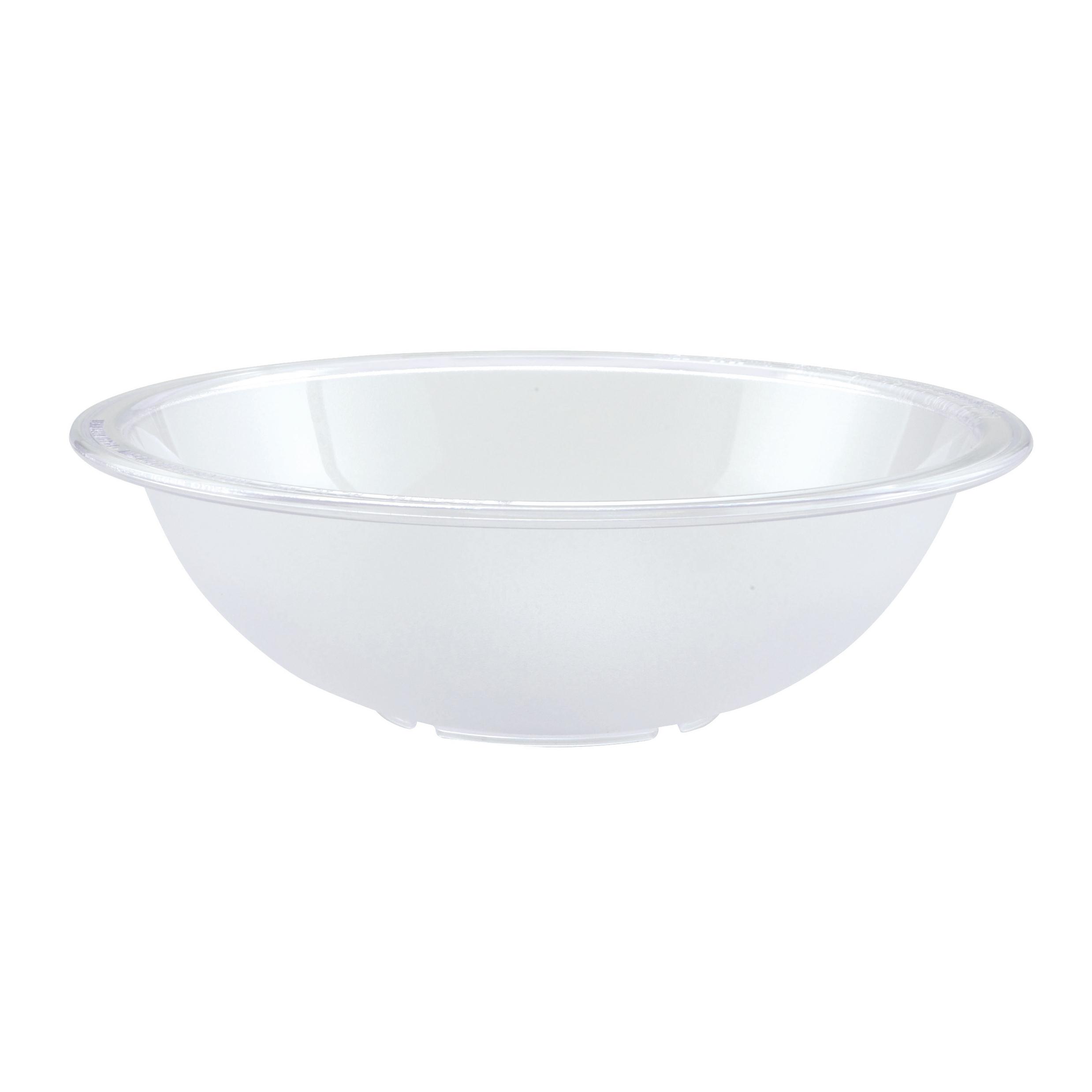Winco PBB-12 soup salad pasta cereal bowl, plastic
