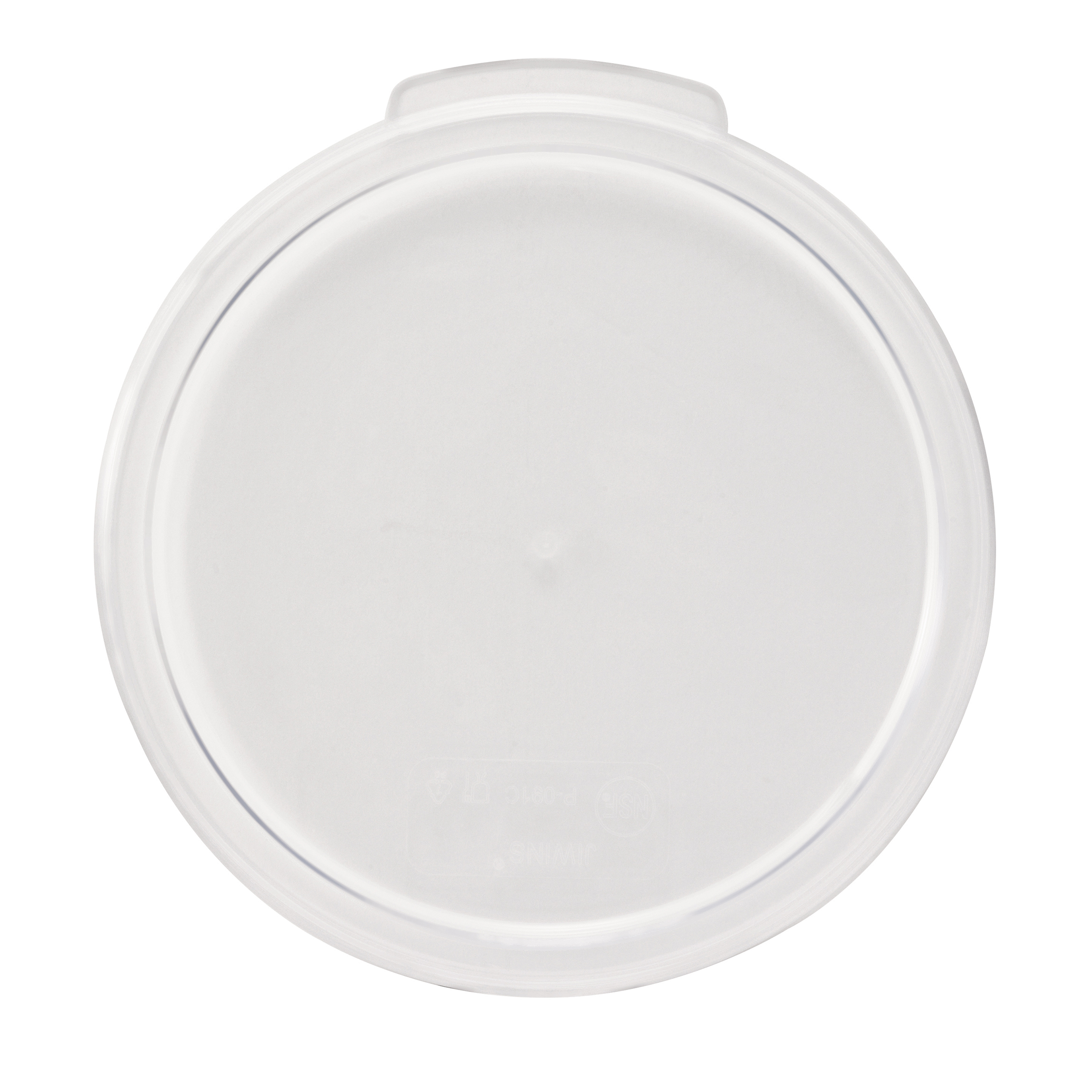 Winco PCRC-1222C food storage container cover