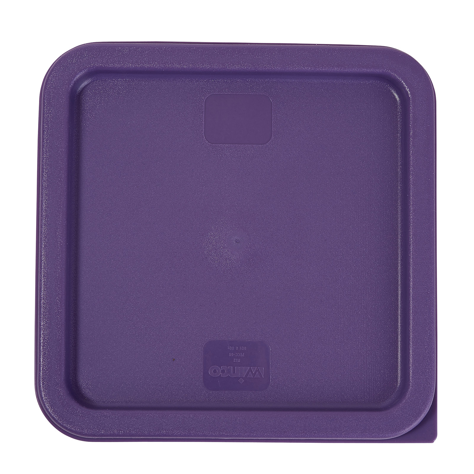 Winco PECC-68P food storage container cover