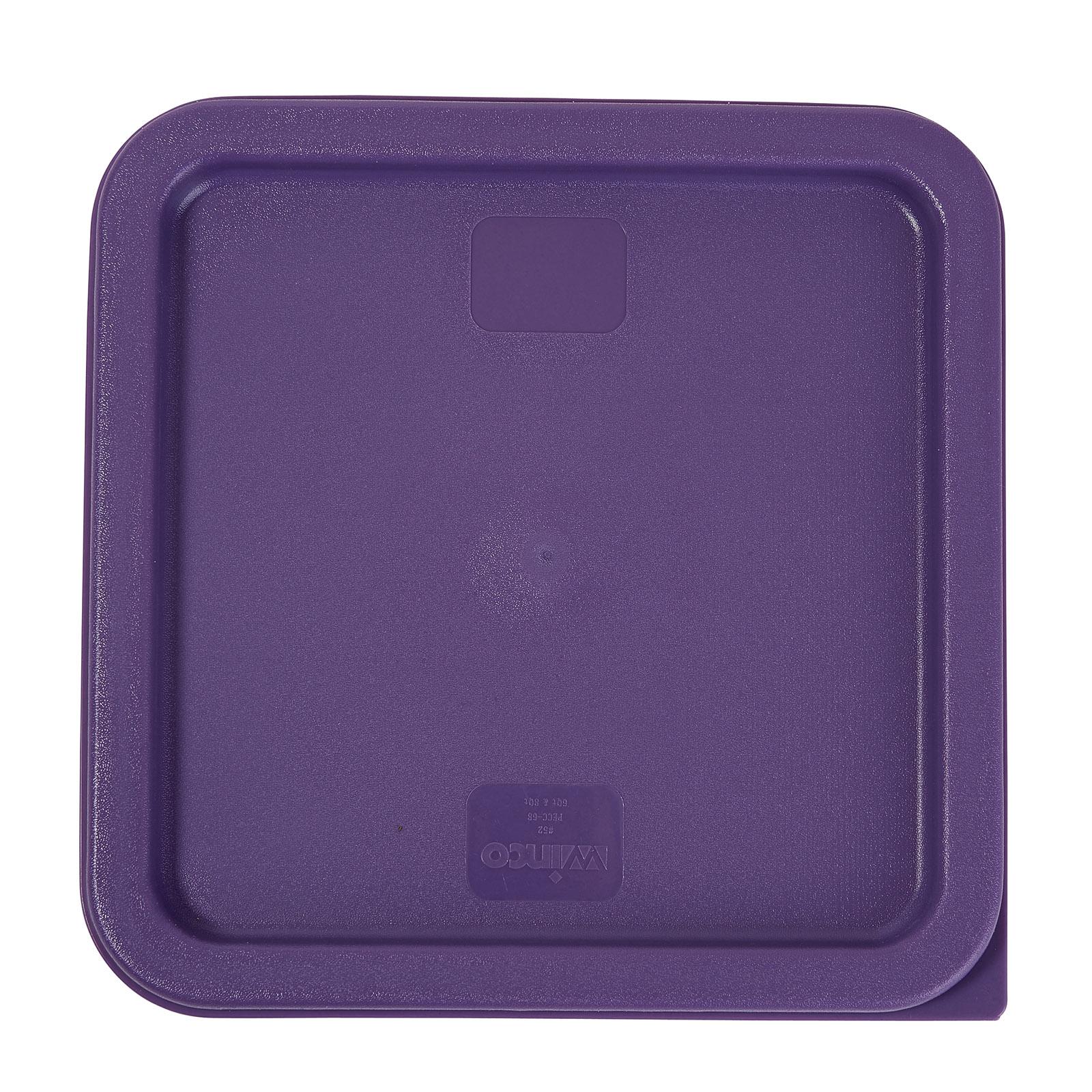 Winco PECC-68P food storage container cover