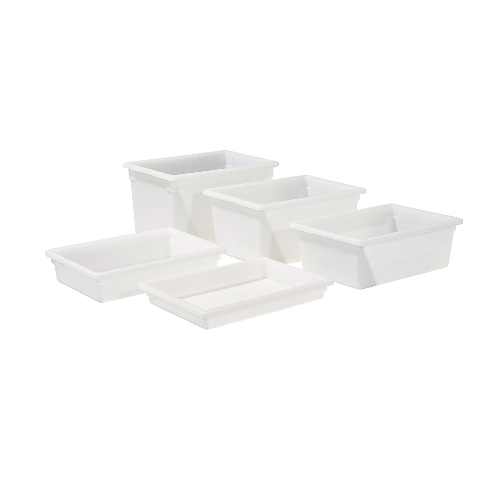 Winco PFFW-15 food storage container, box