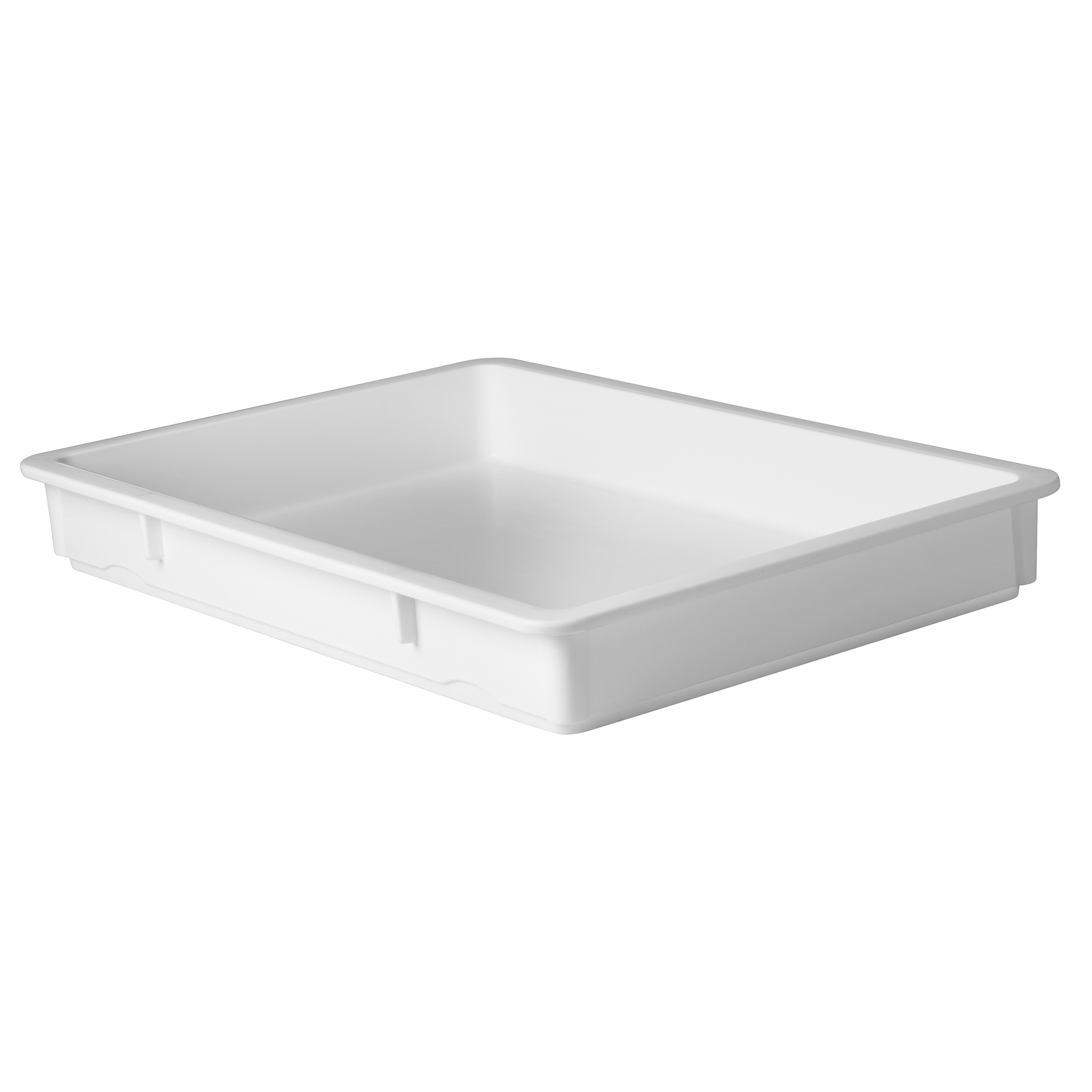 Winco PL-3N dough proofing retarding pans / boxes