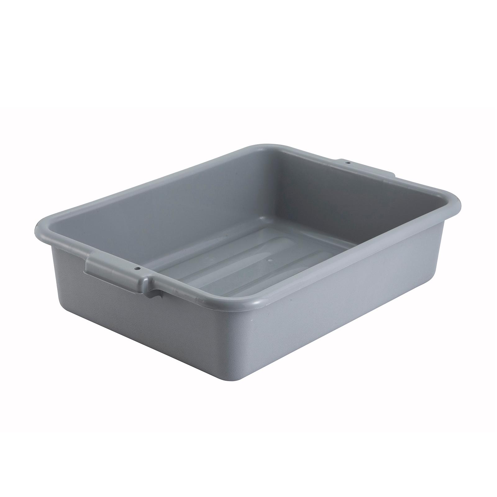 Winco PL-5G bus box / tub