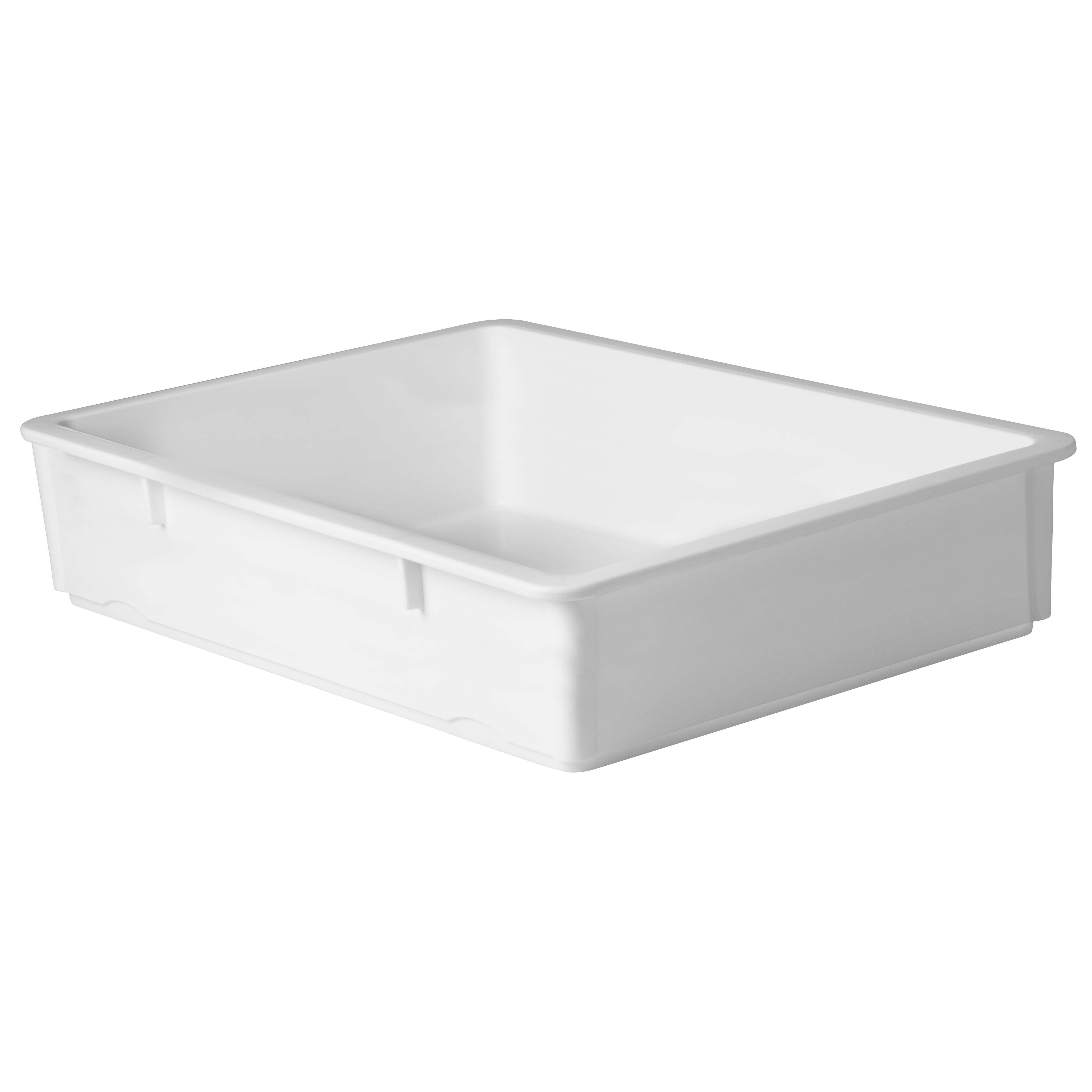 Winco PL-6N dough proofing retarding pans / boxes