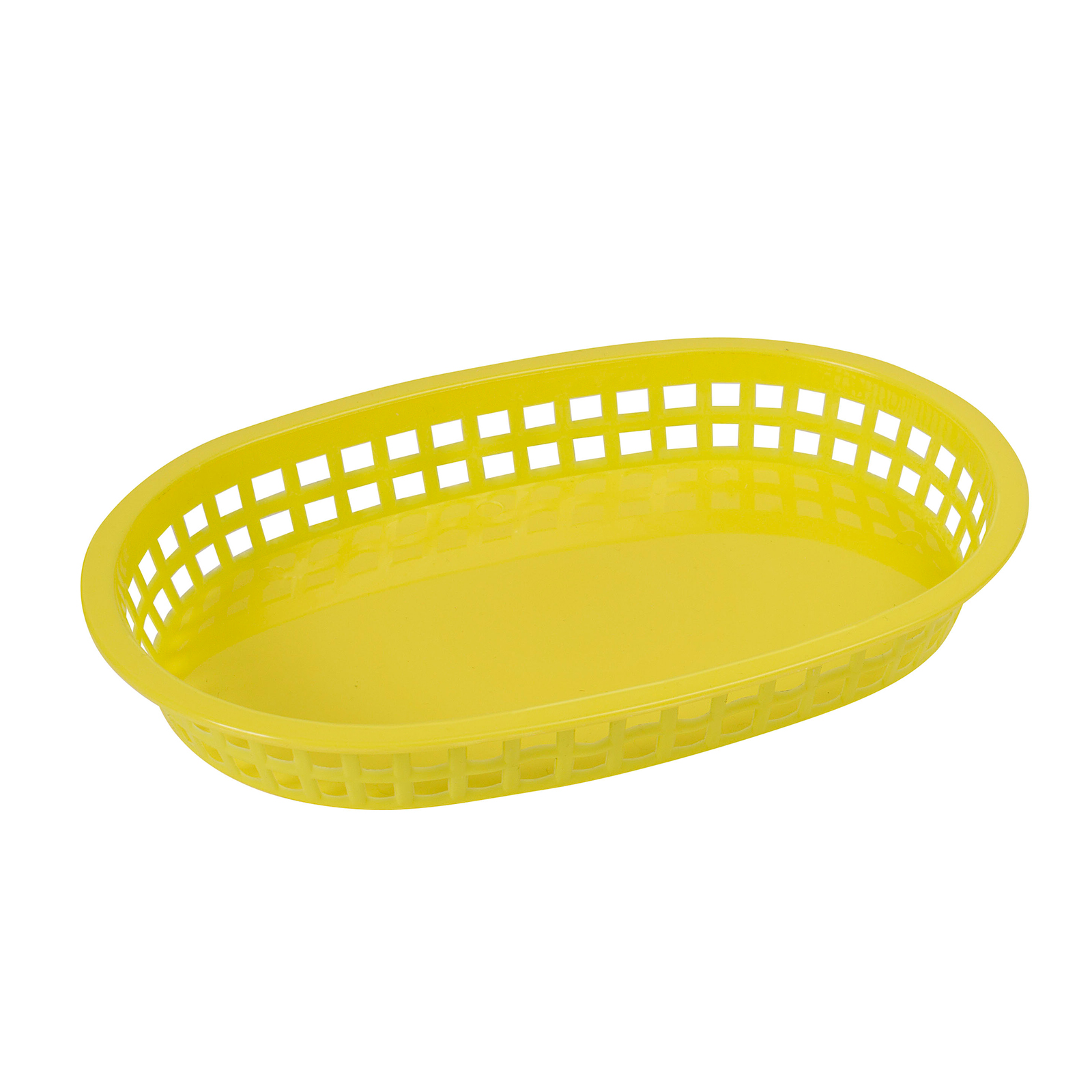 Winco PLB-Y basket, fast food