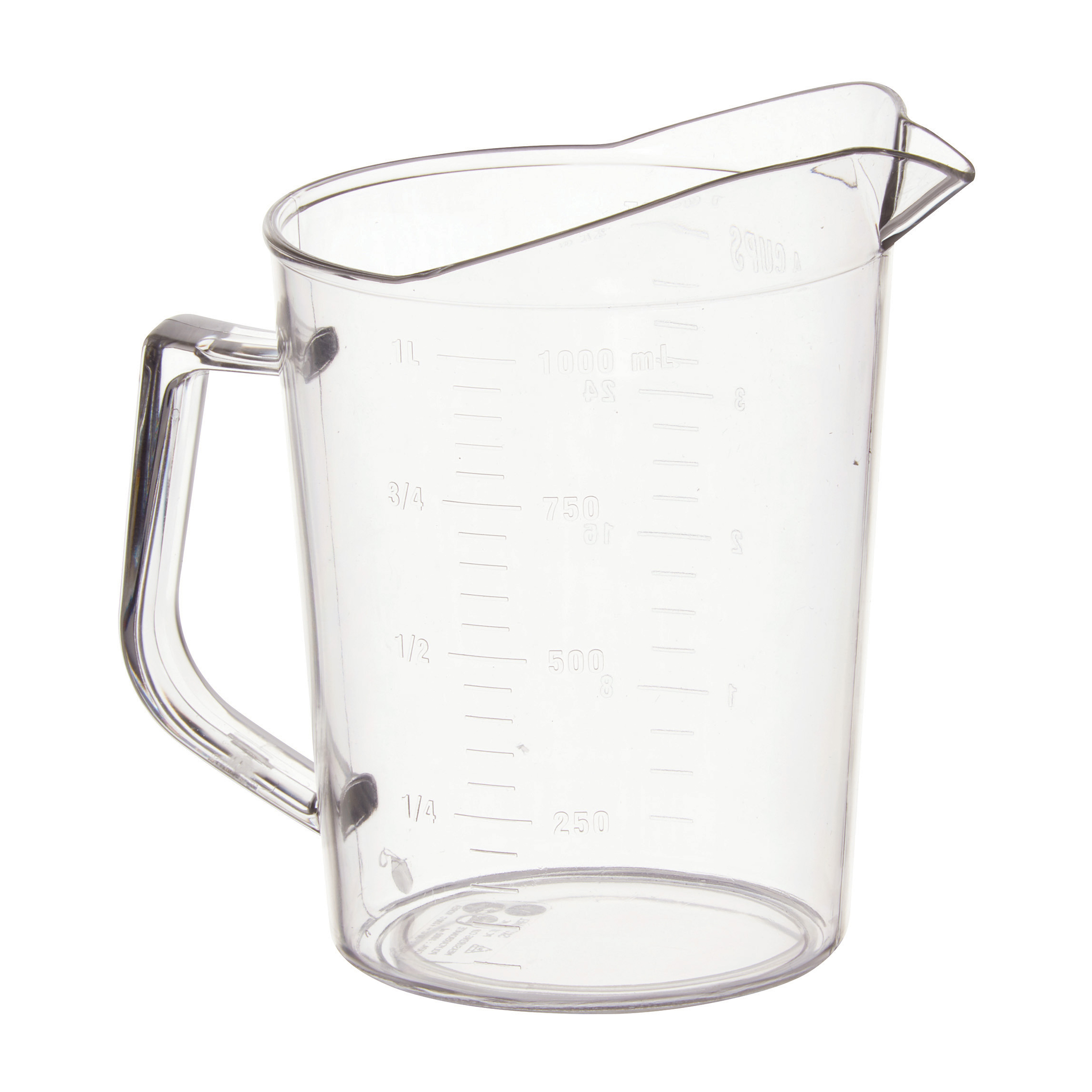 Winco PMU-100 measuring cups