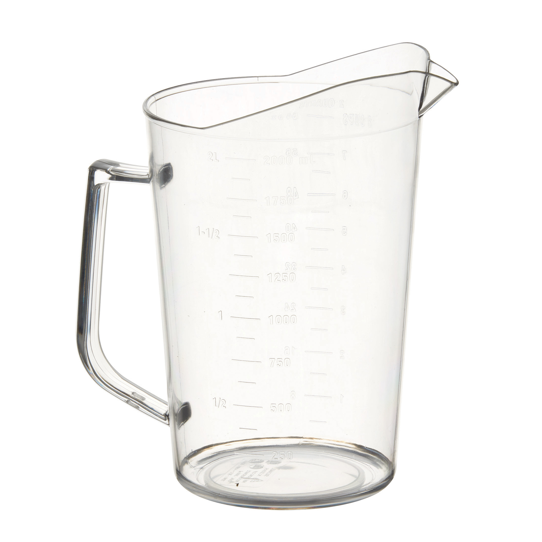 Winco PMU-200 measuring cups