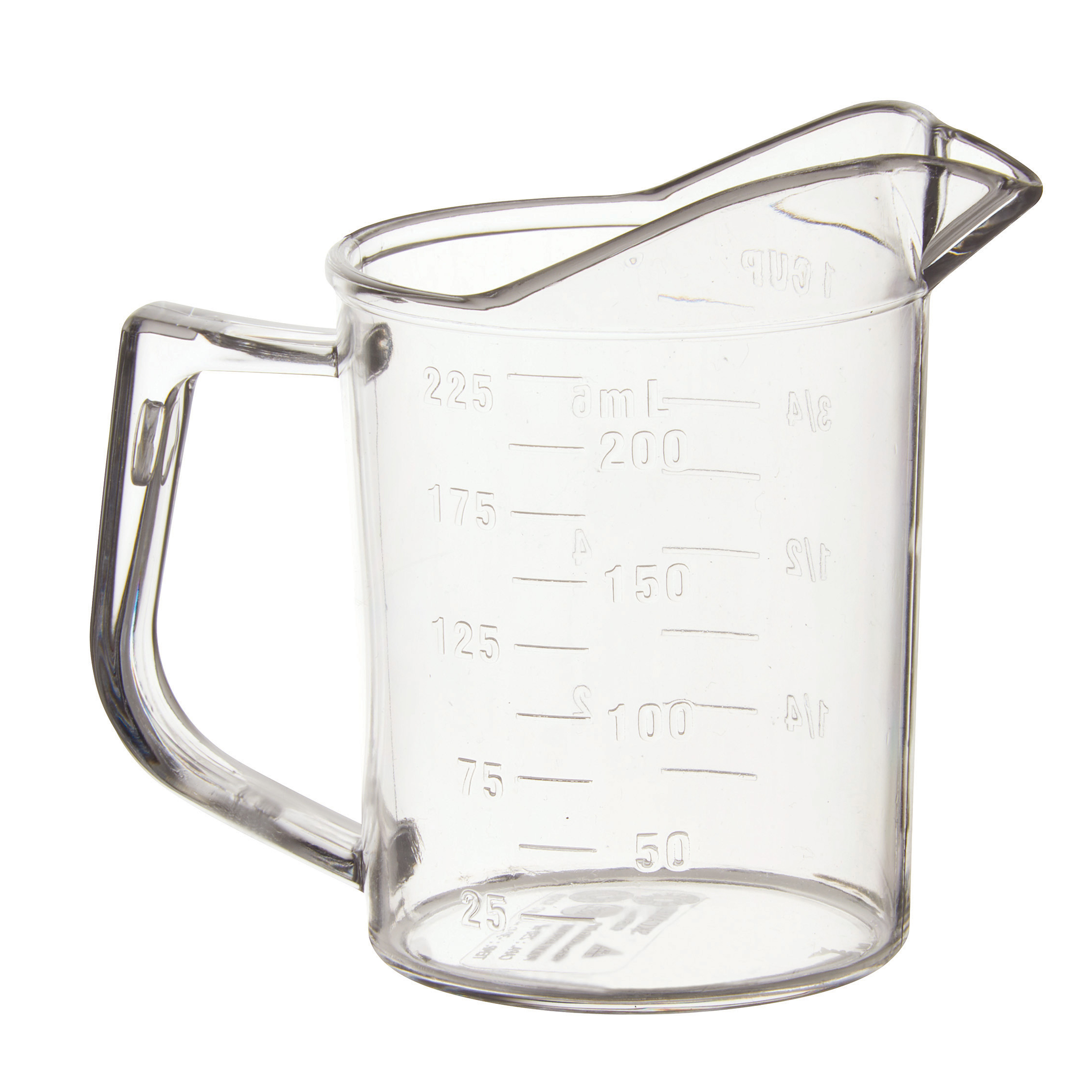 Winco PMU-25 measuring cups