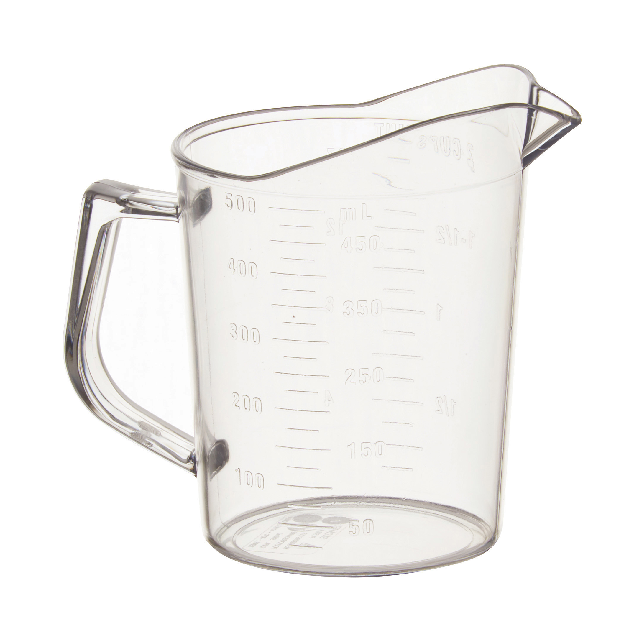 Winco PMU-50 measuring cups