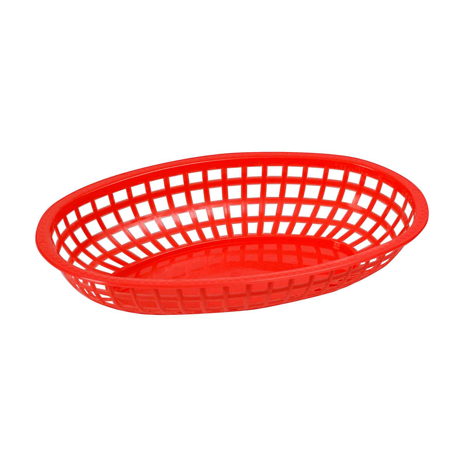 Winco POB-R basket, fast food