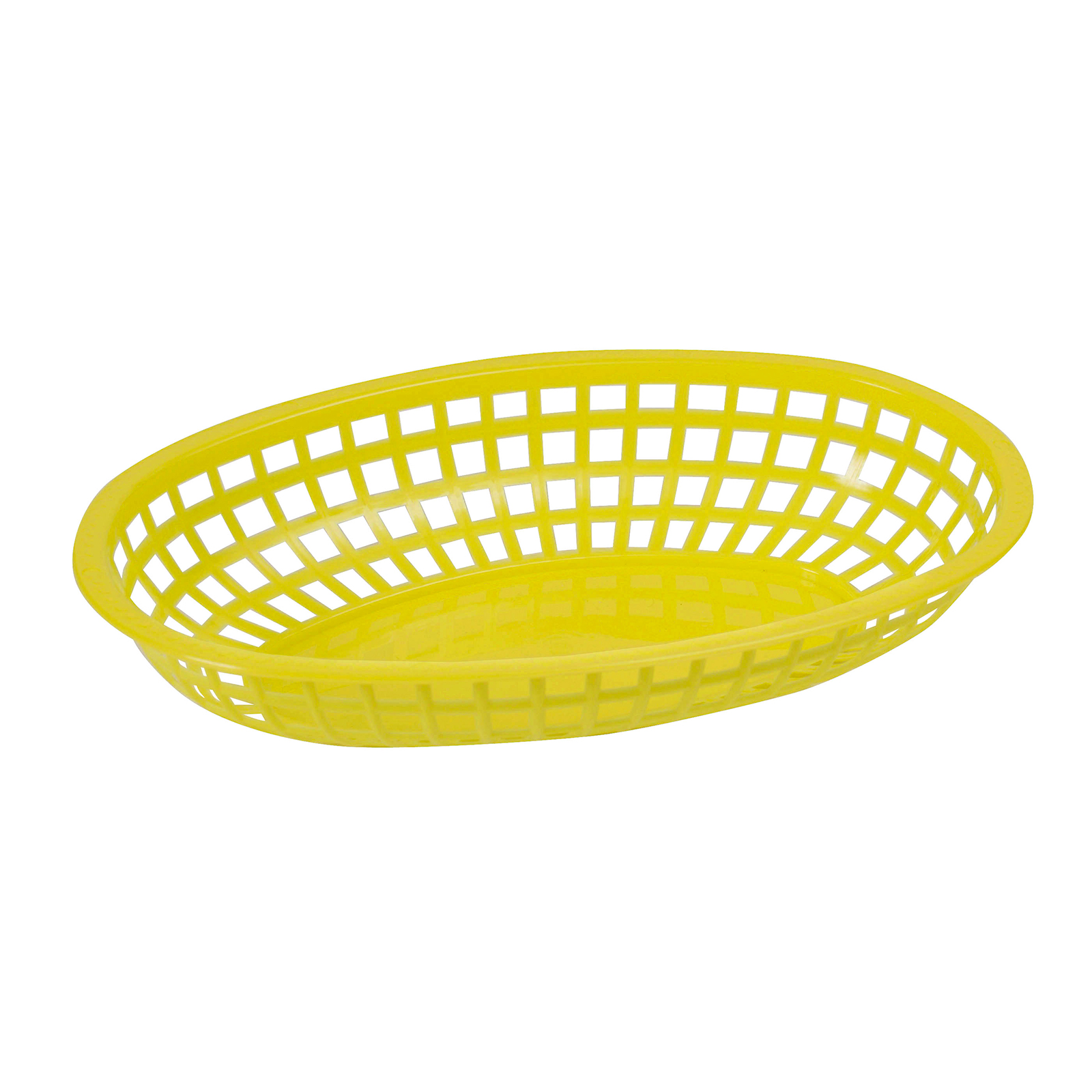 Winco POB-Y basket, fast food
