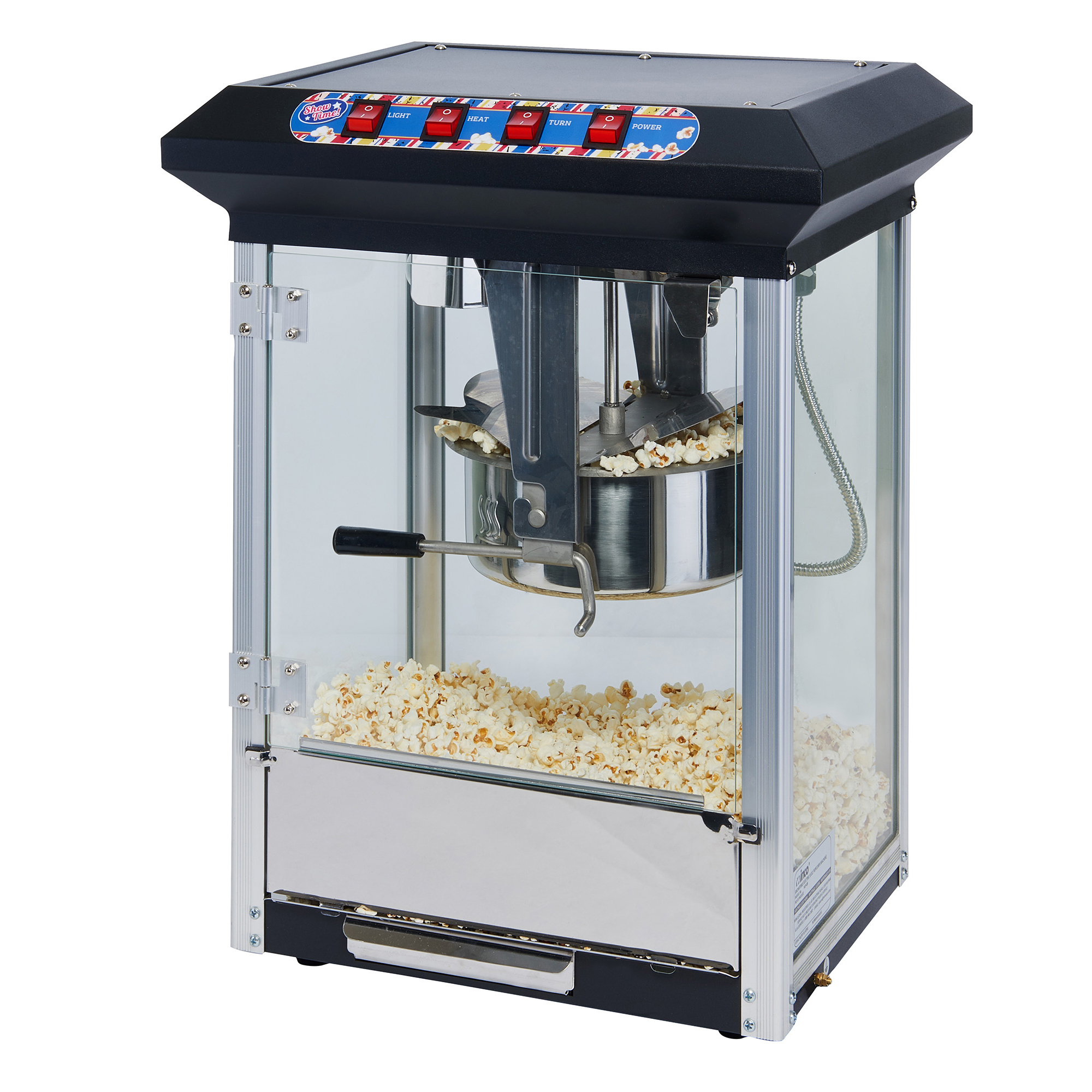 Winco POP-8B popcorn popper