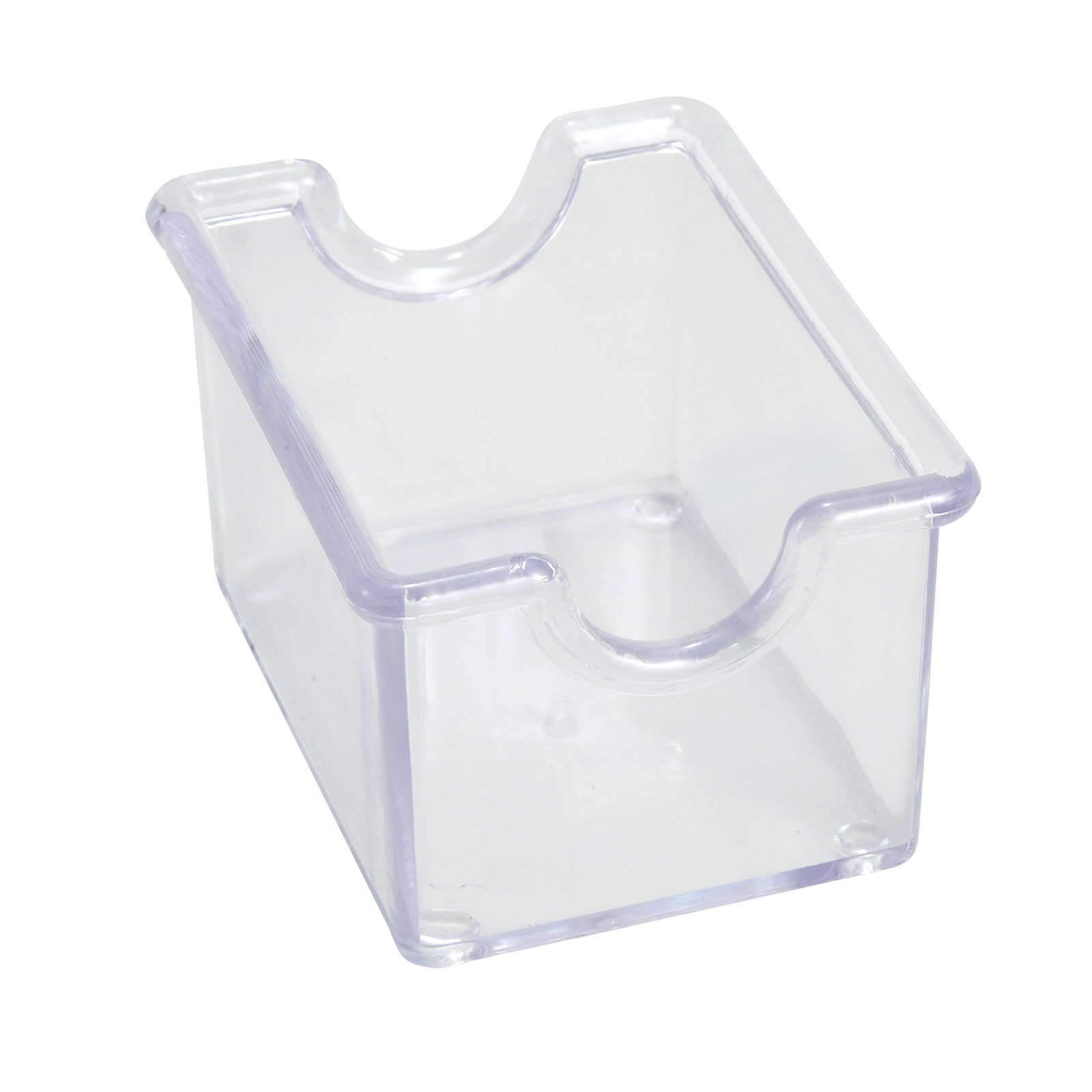 Winco PPH-1C sugar packet holder / caddy