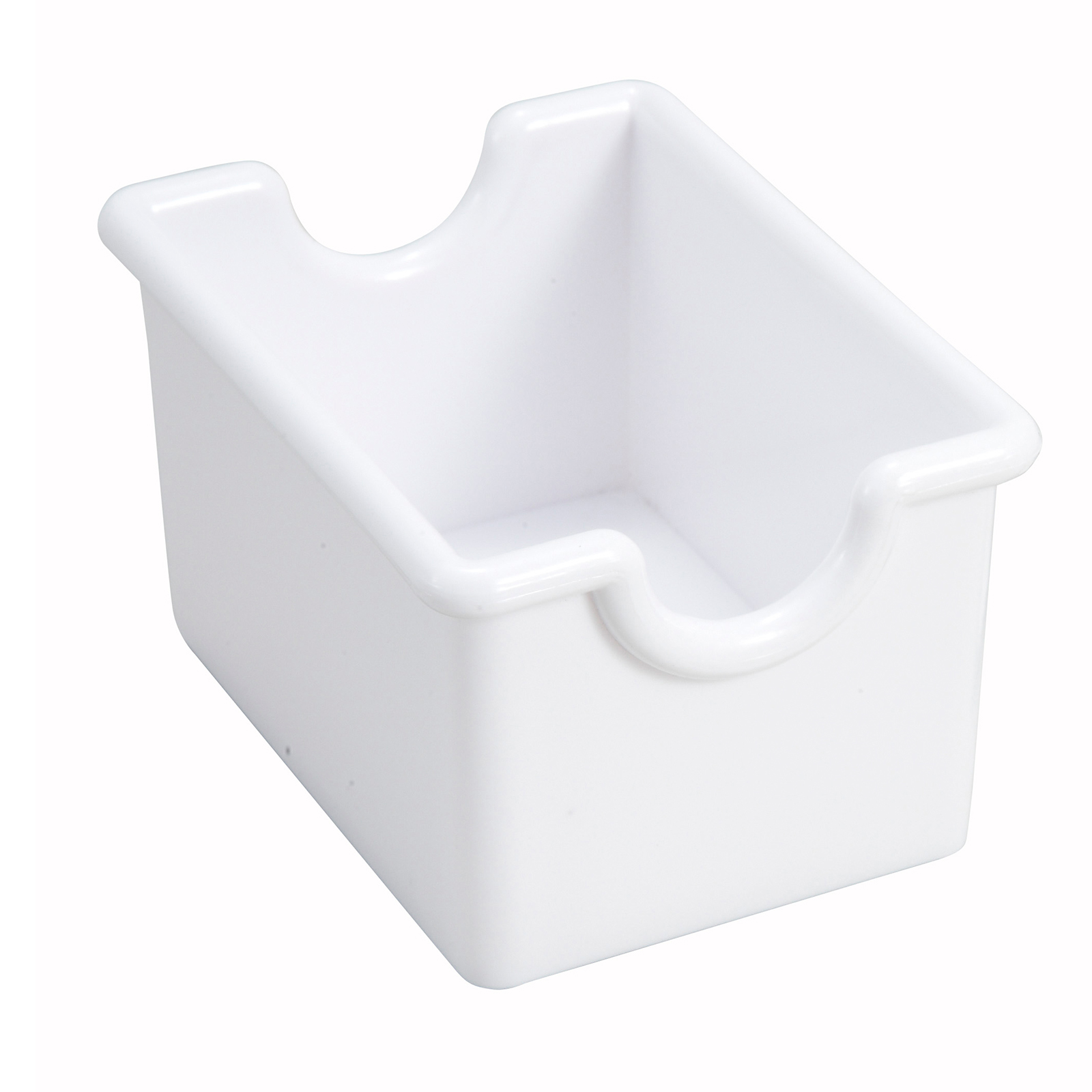 Winco PPH-1W sugar packet holder / caddy