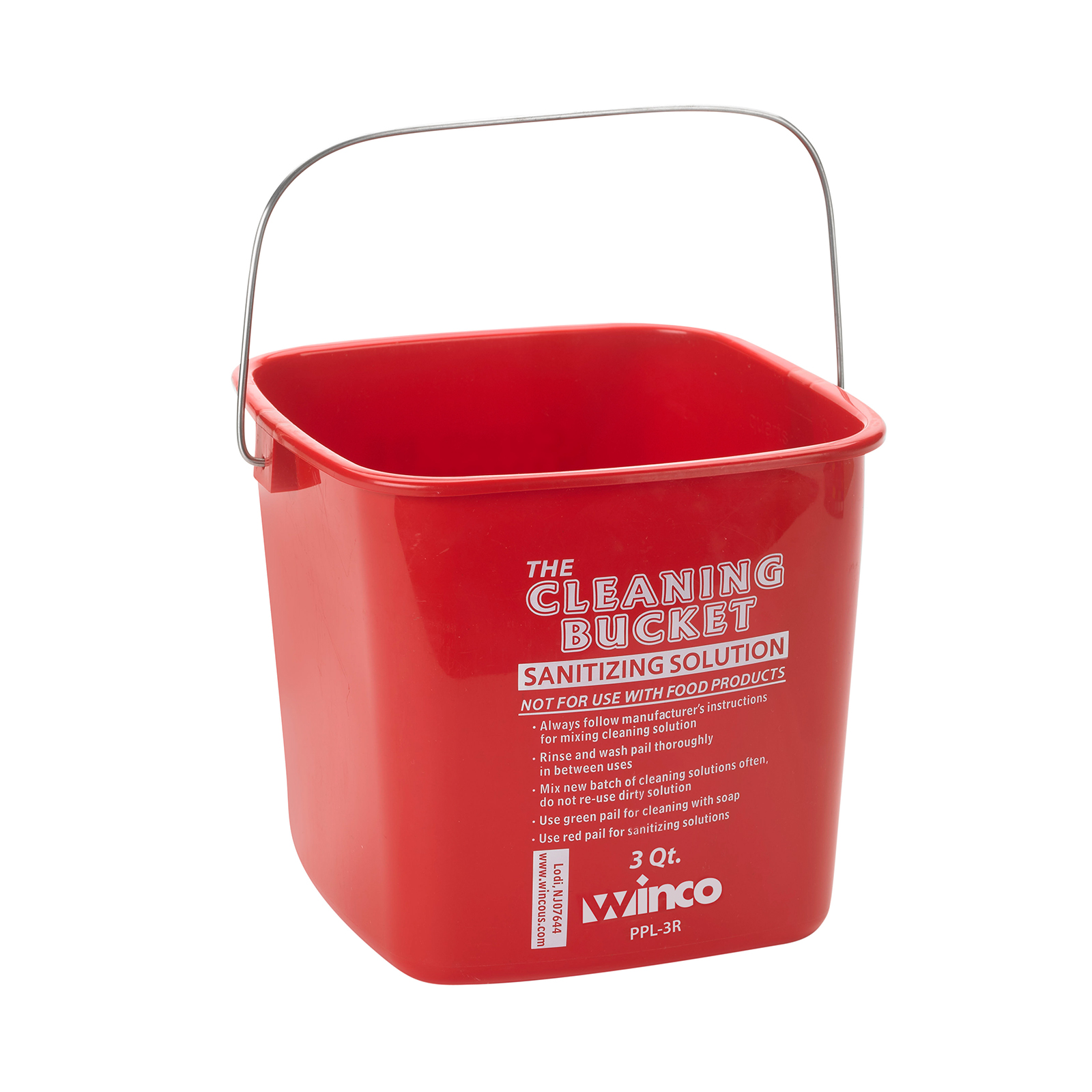 Winco PPL-3R bucket