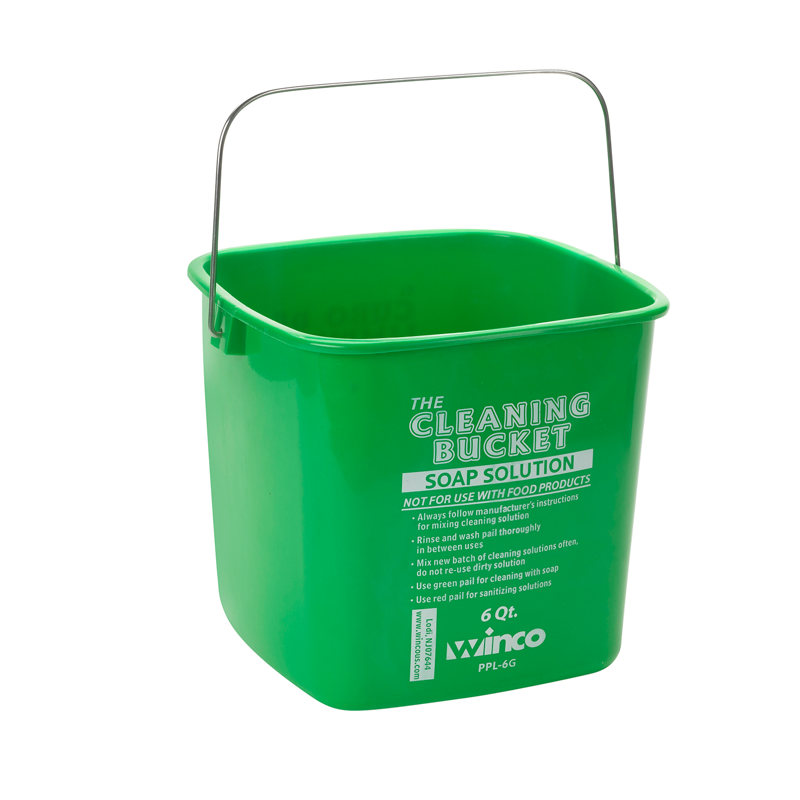 Winco PPL-6G bucket