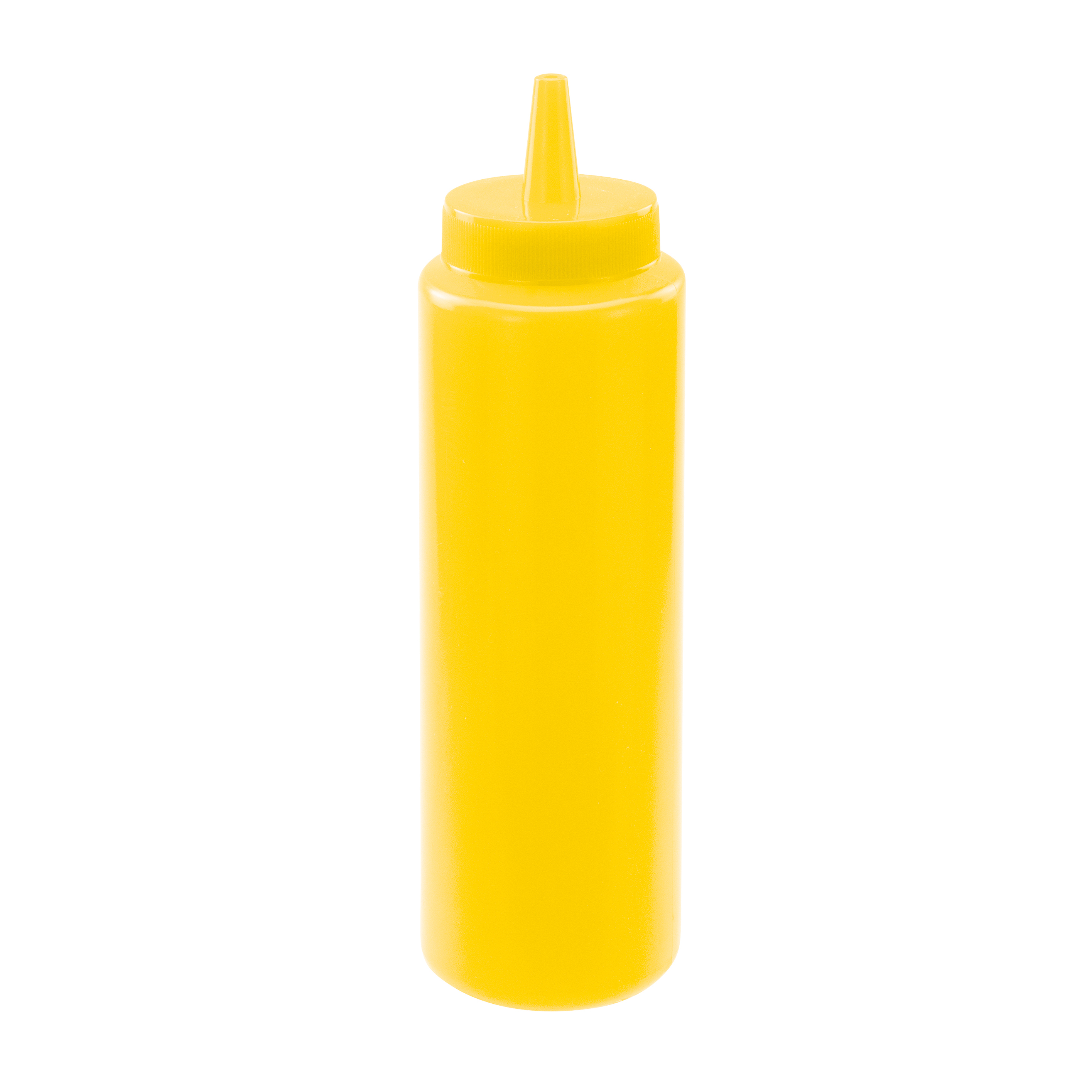 Winco PSB-08Y squeeze bottle