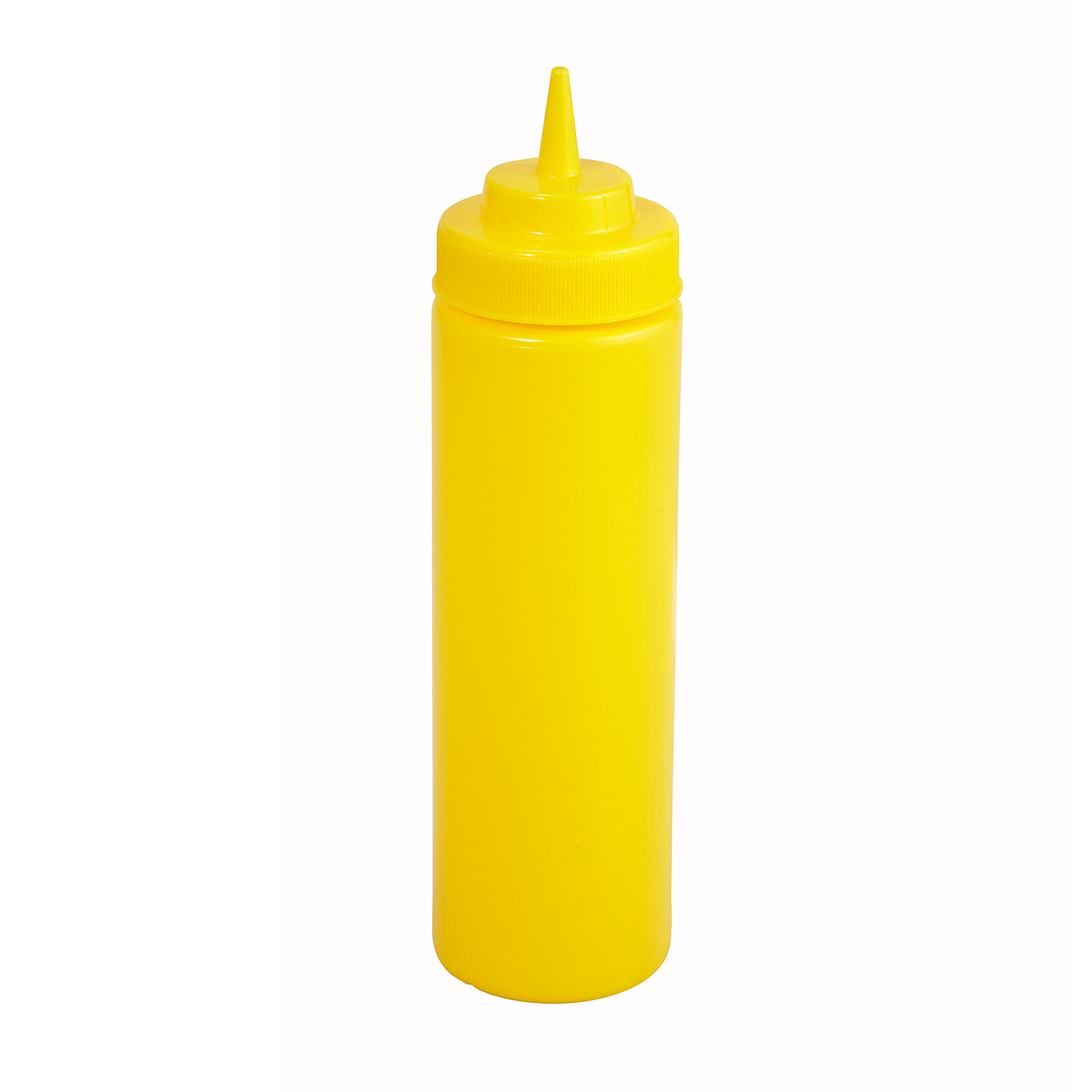 Winco PSW-24Y squeeze bottle