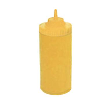 Winco PSW-Y-LID squeeze bottles