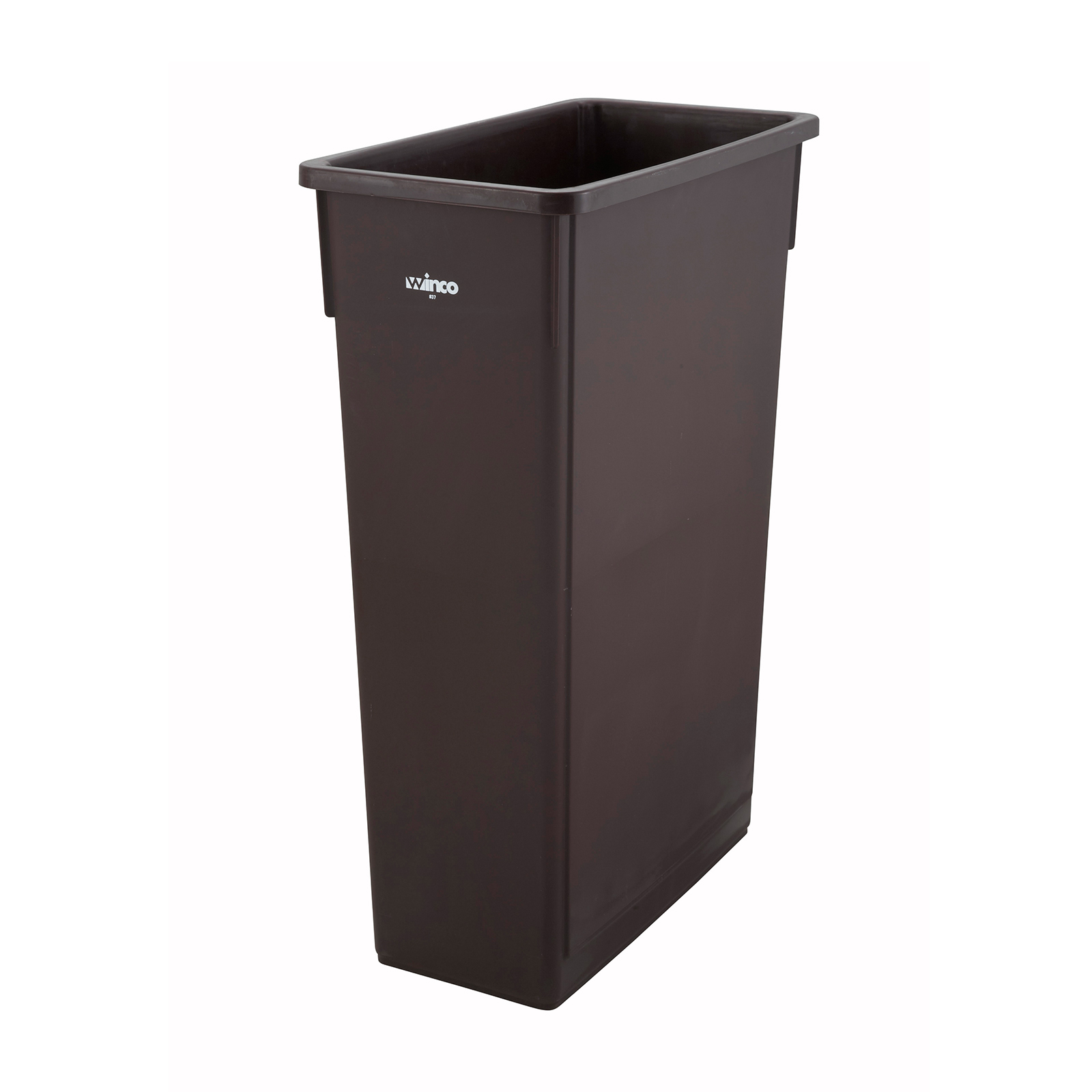 Winco PTC-23B trash receptacle, indoor
