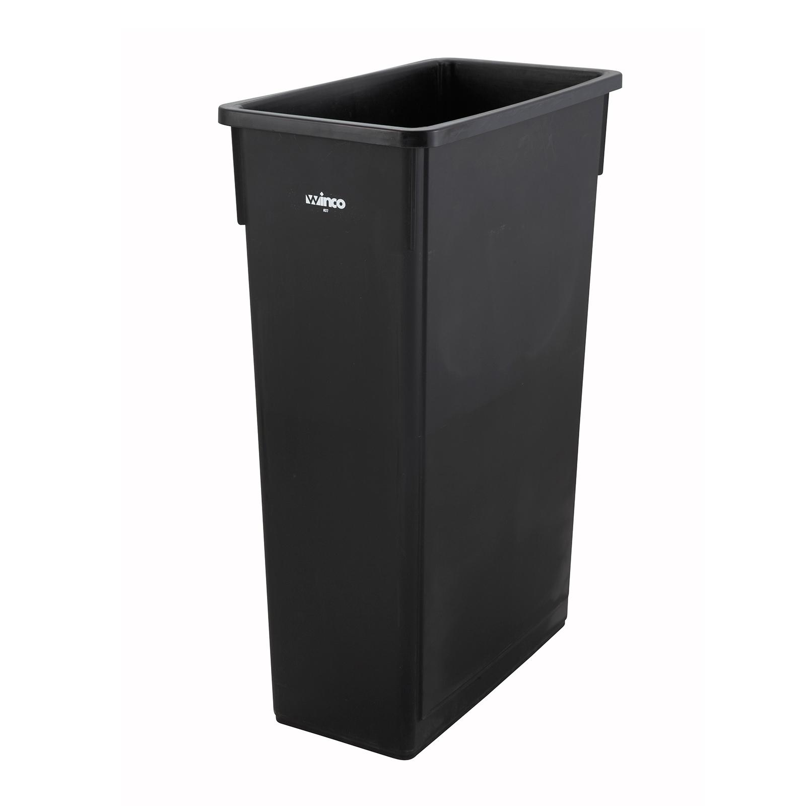 Winco PTC-23K trash receptacle, indoor