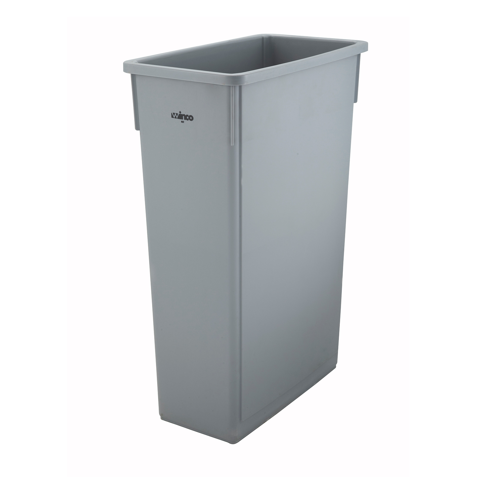 Winco PTC-23SG trash receptacle, indoor