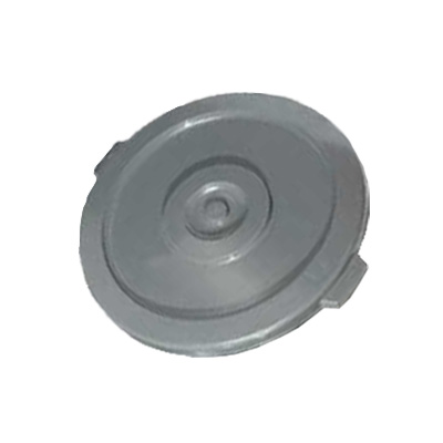 Winco PTCL-32 trash receptacle lid / top