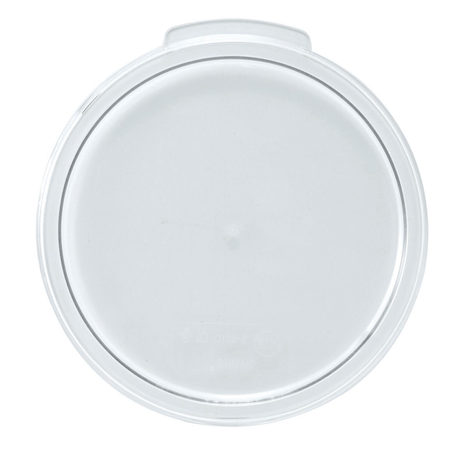 Winco PTRC-68C food storage container cover