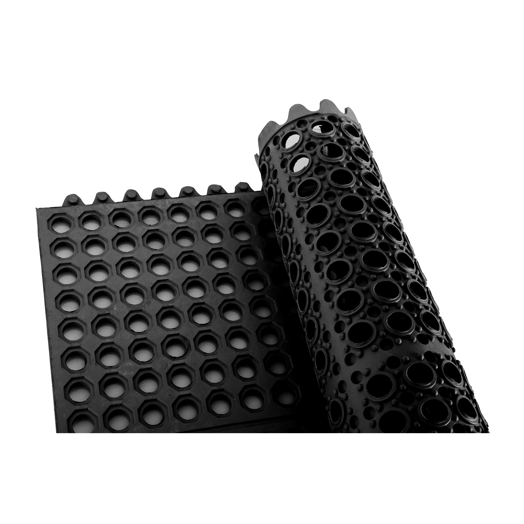 1850-34 Winco RBMI-33K floor mat, general purpose