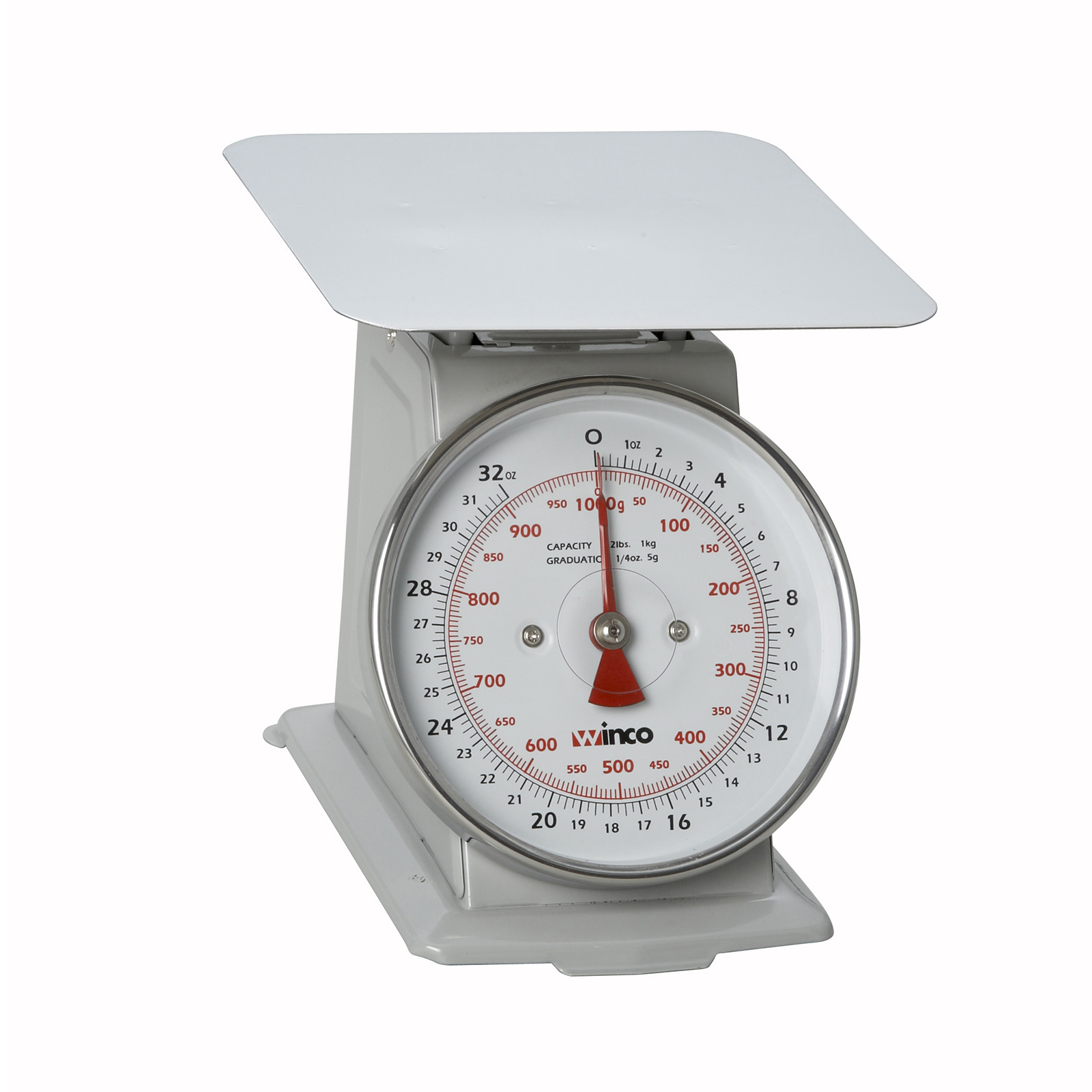Winco SCAL-62 scale, portion, dial