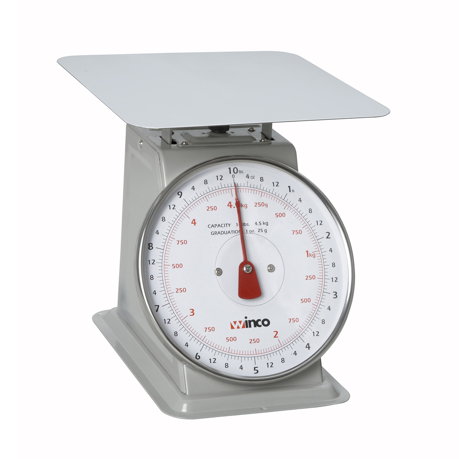 Winco SCAL-810 scale, portion, dial