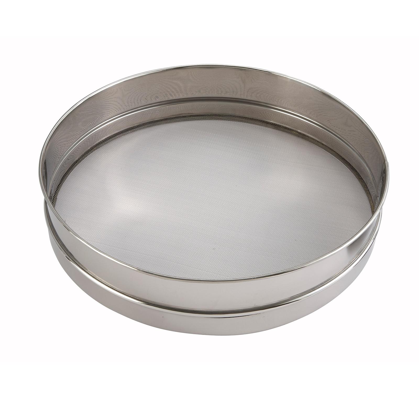 Winco SIV-10 sieve, drum