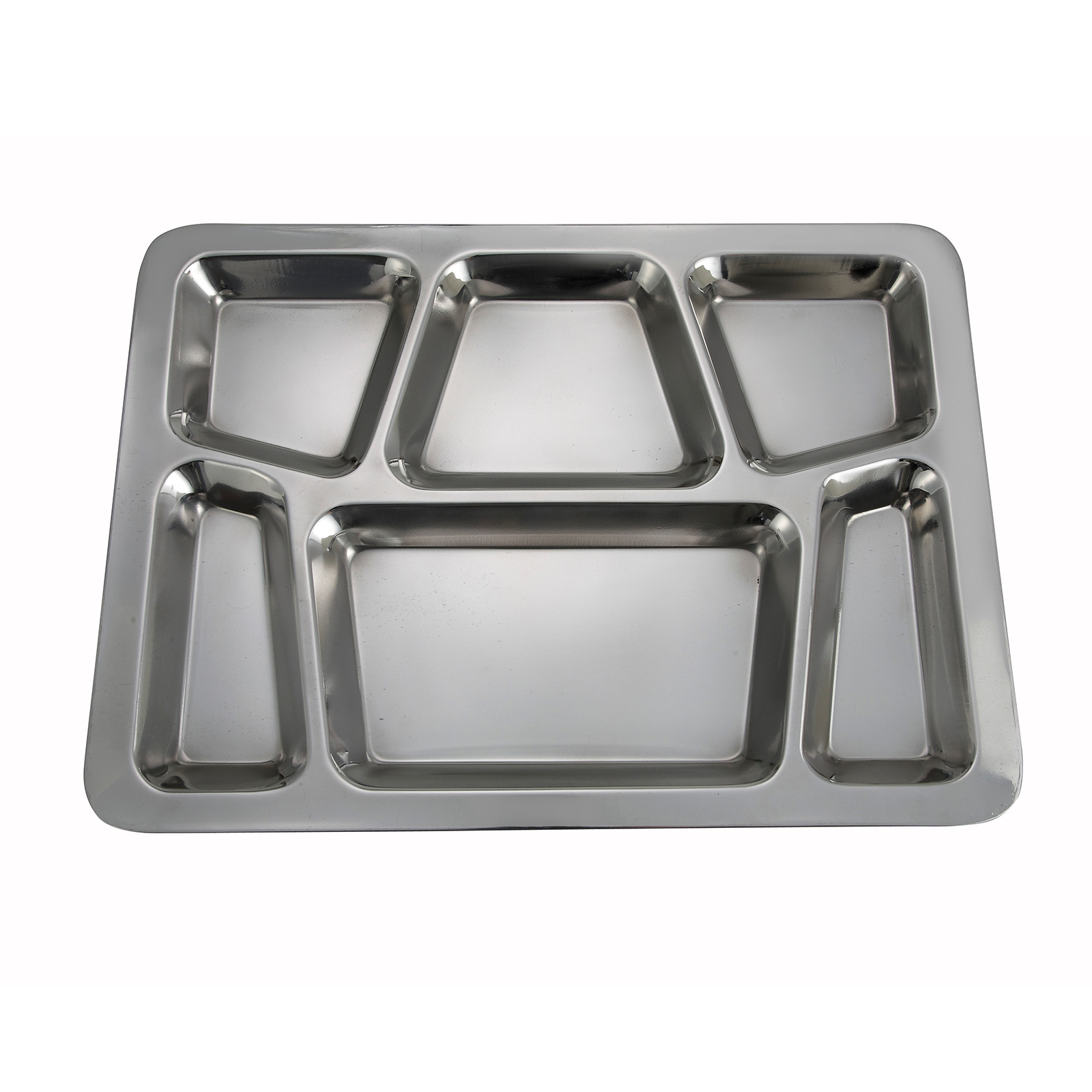 Winco SMT-2 tray, compartment, metal