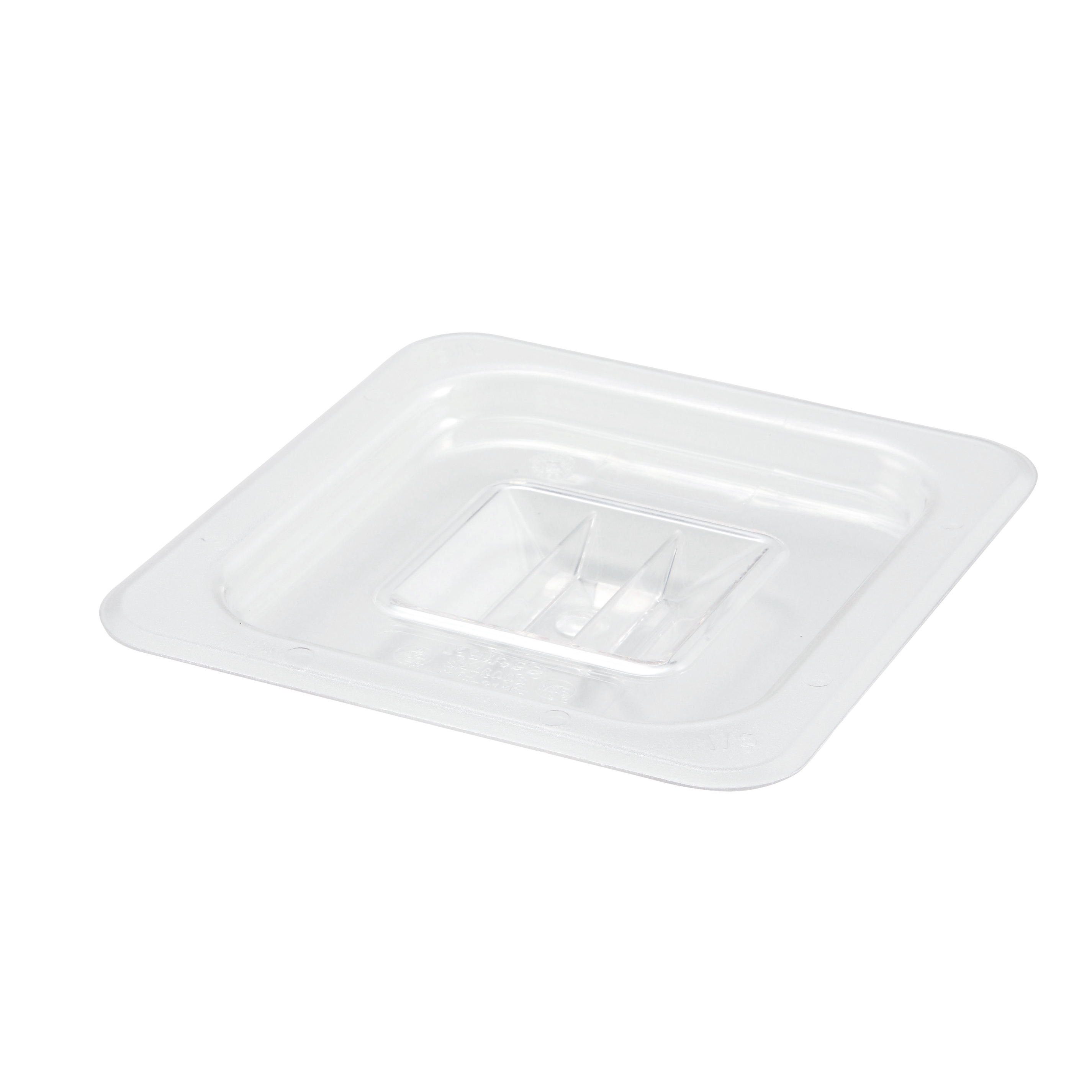 Winco SP7600S food pan cover, plastic