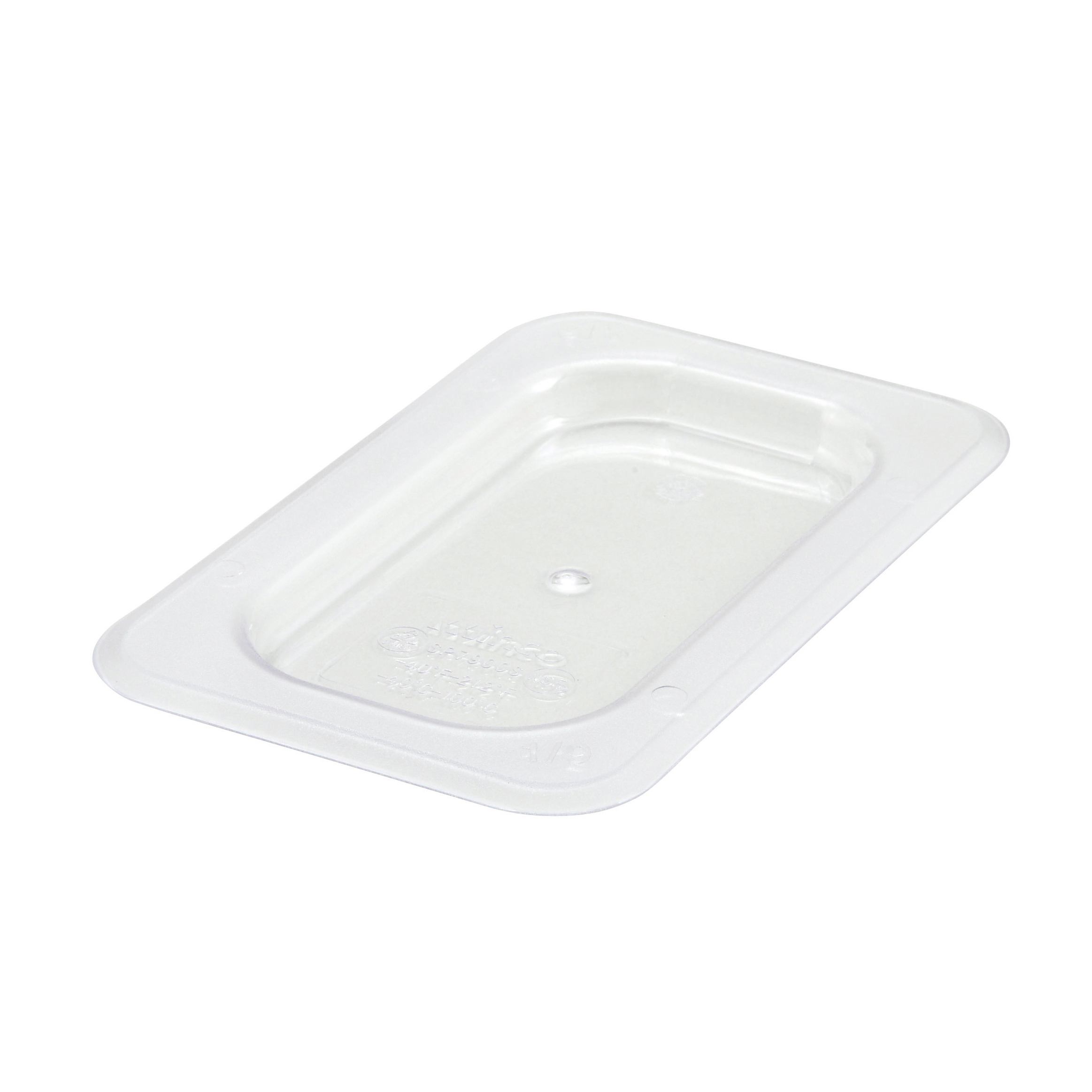 Winco SP7900S food pan cover, plastic
