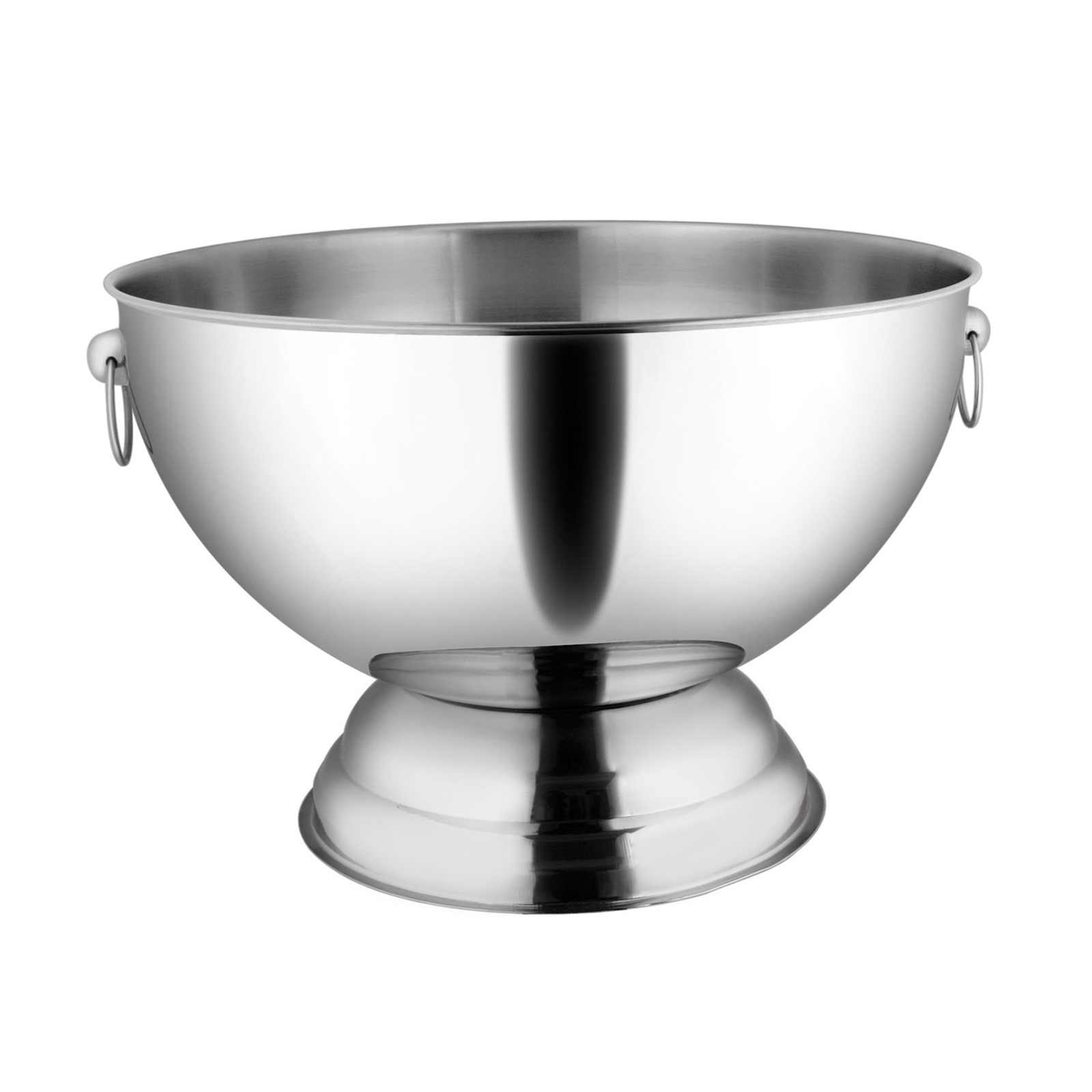 Winco SPB-35 punch bowl, metal